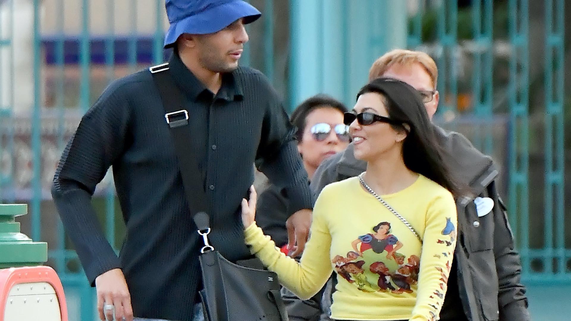 Kourtney Kardashian i młodszy od niej o 15 lat Younes Benjima znów są RAZEM – mamy ZDJĘCIA