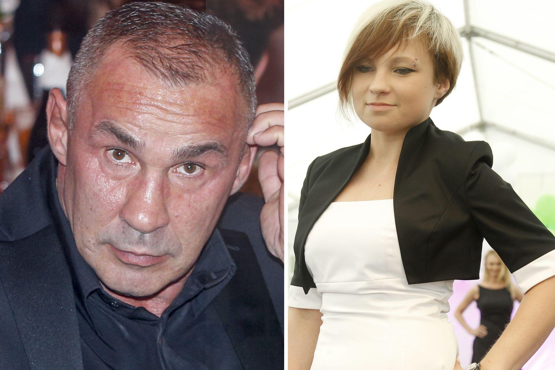 Saleta skomentował plotki o tym, że nie widuje się z córką, Nicole
