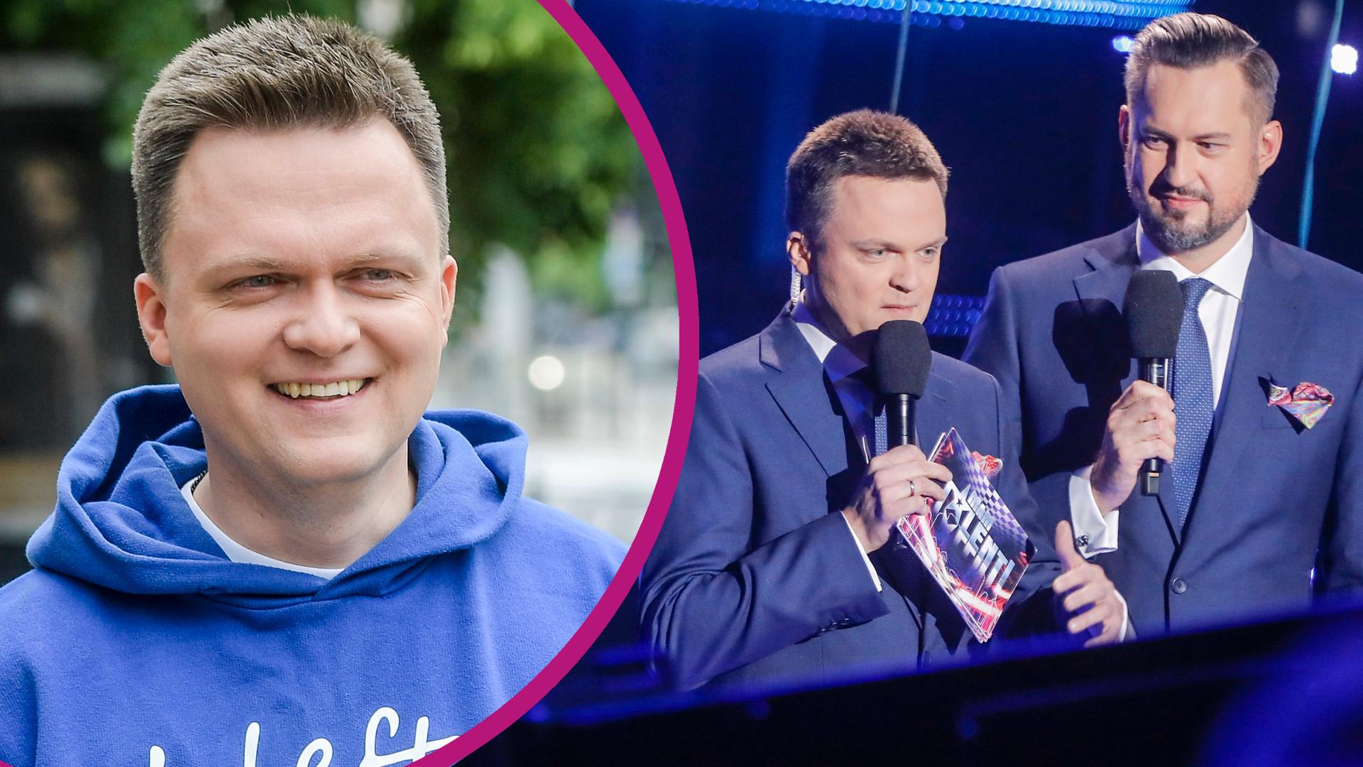 Szymon Hołownia po raz ostatni poprowadził Mam Talent – chce kandydować na prezydenta RP