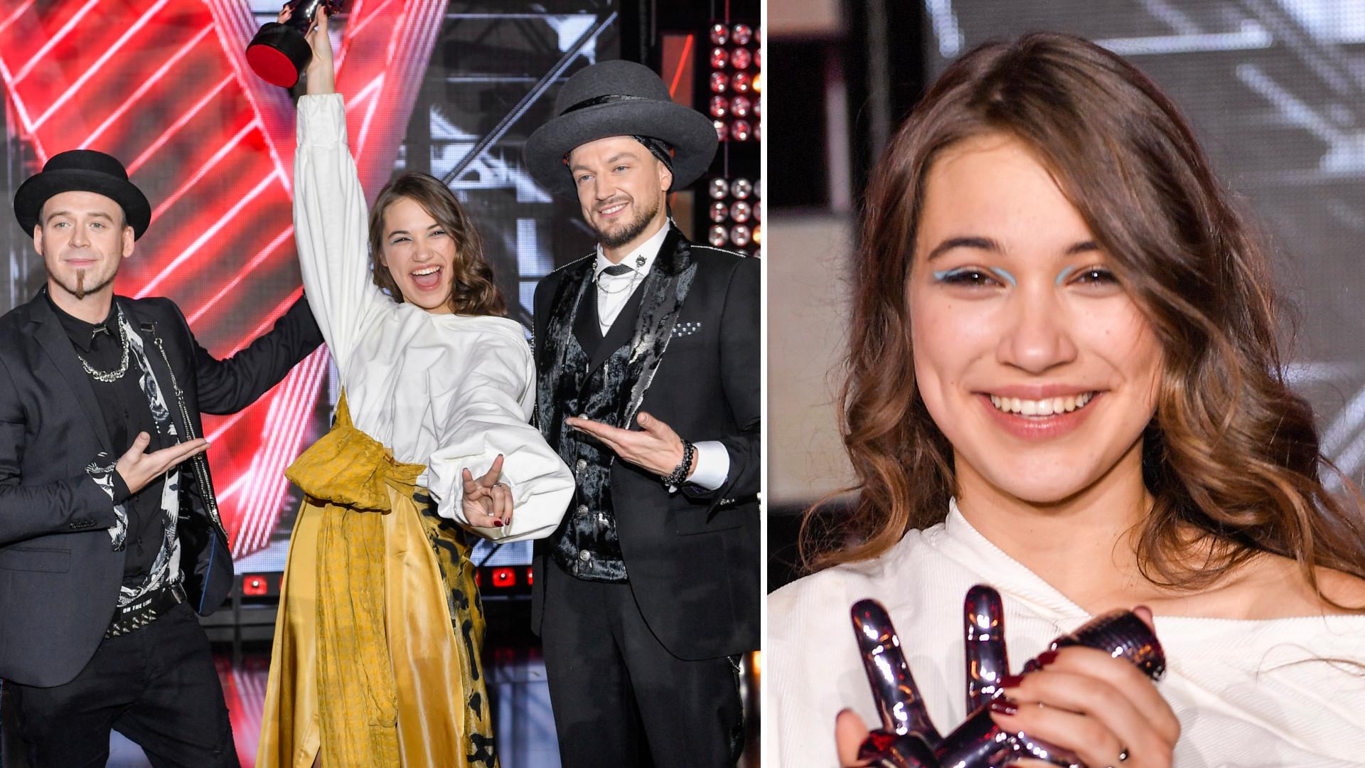 Krajanka Dody wygrała The Voice – kim jest Alicja Szemplińska?