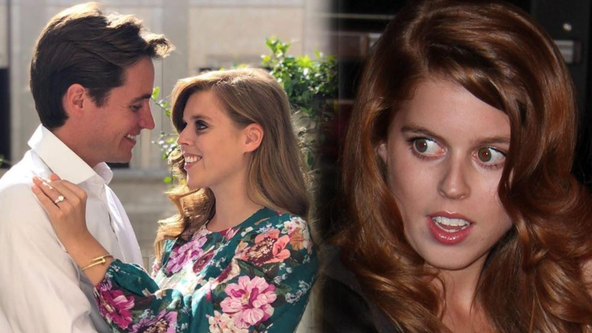 Księżniczka Beatrice zorganizowała przyjęcie zaręczynowe, na którym było więcej gwiazd niż rodziny królewskiej!