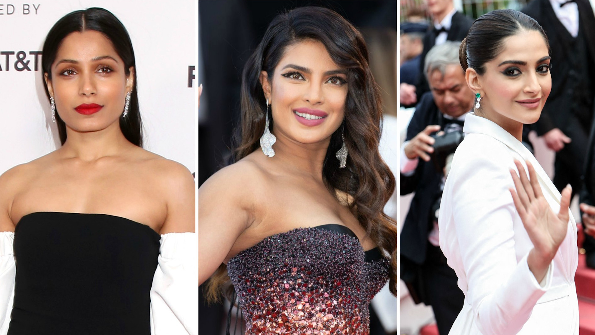 Najpiękniejsze gwiazdy Bollywood – jedna z nich przypomina Kim Kardashian przed operacjami