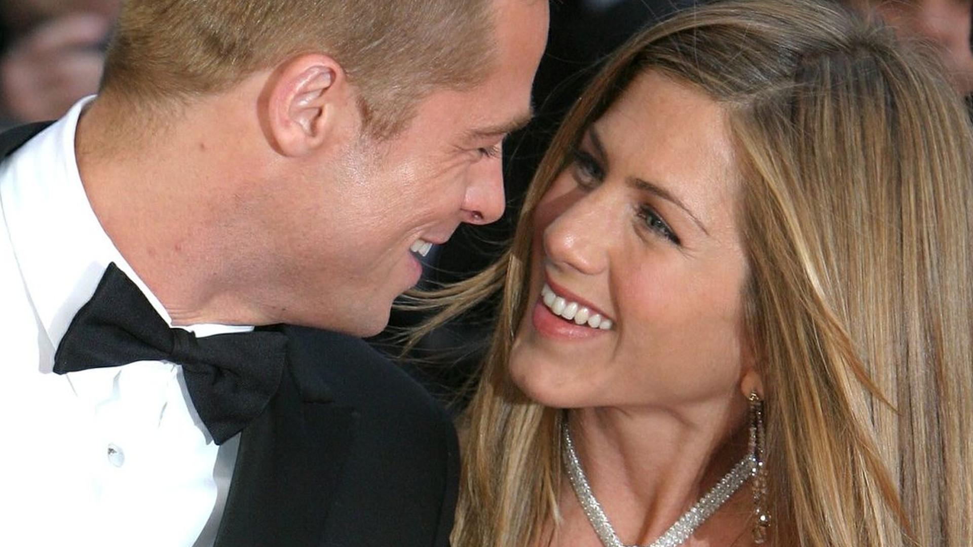 Jennifer Aniston i Brad Pitt pojawią się RAZEM na Złotych Globach?