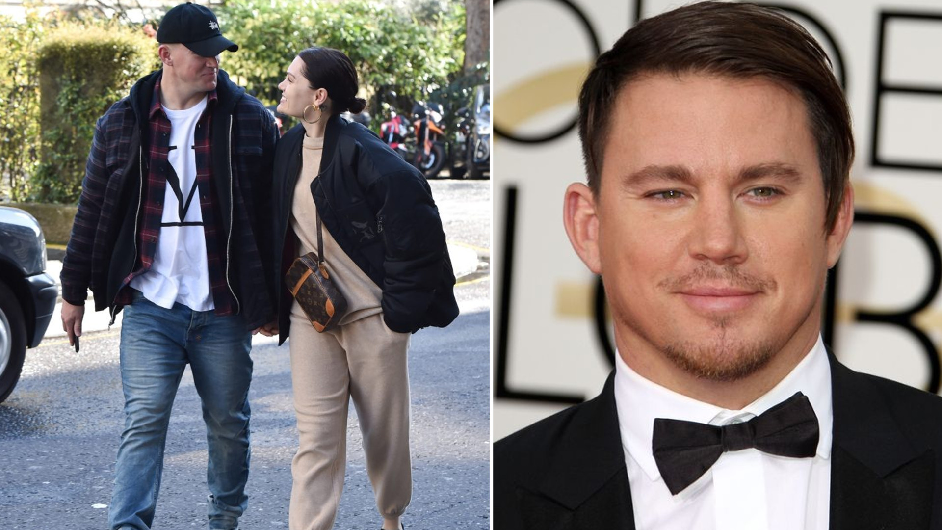 Fani odnaleźli randkowy profil Channinga Tatuma. Aktor długo nie płakał po rozstaniu z Jessie J