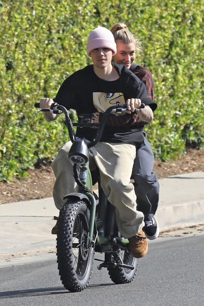 Justin Timberlake Hailey Bieber