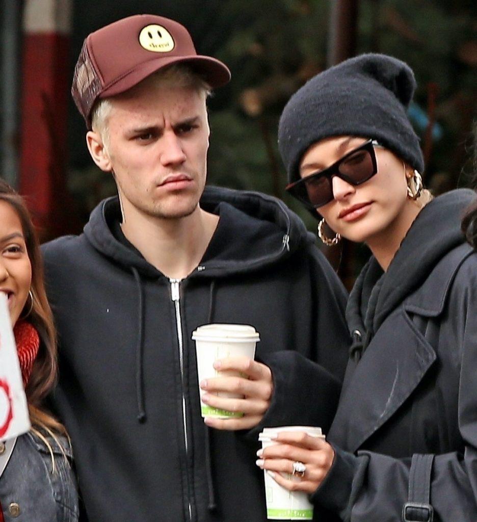 Hailey Bieber Justin Bieber