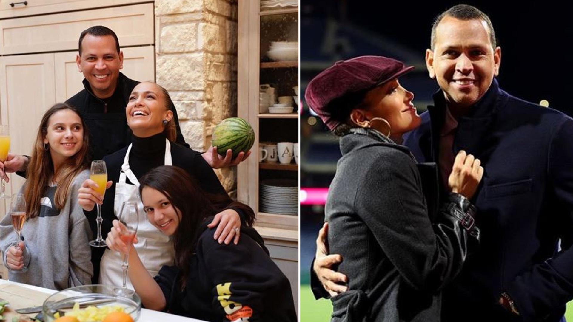 Jennifer Lopez i Alex Rodriguez planują powiększyć rodzinę!