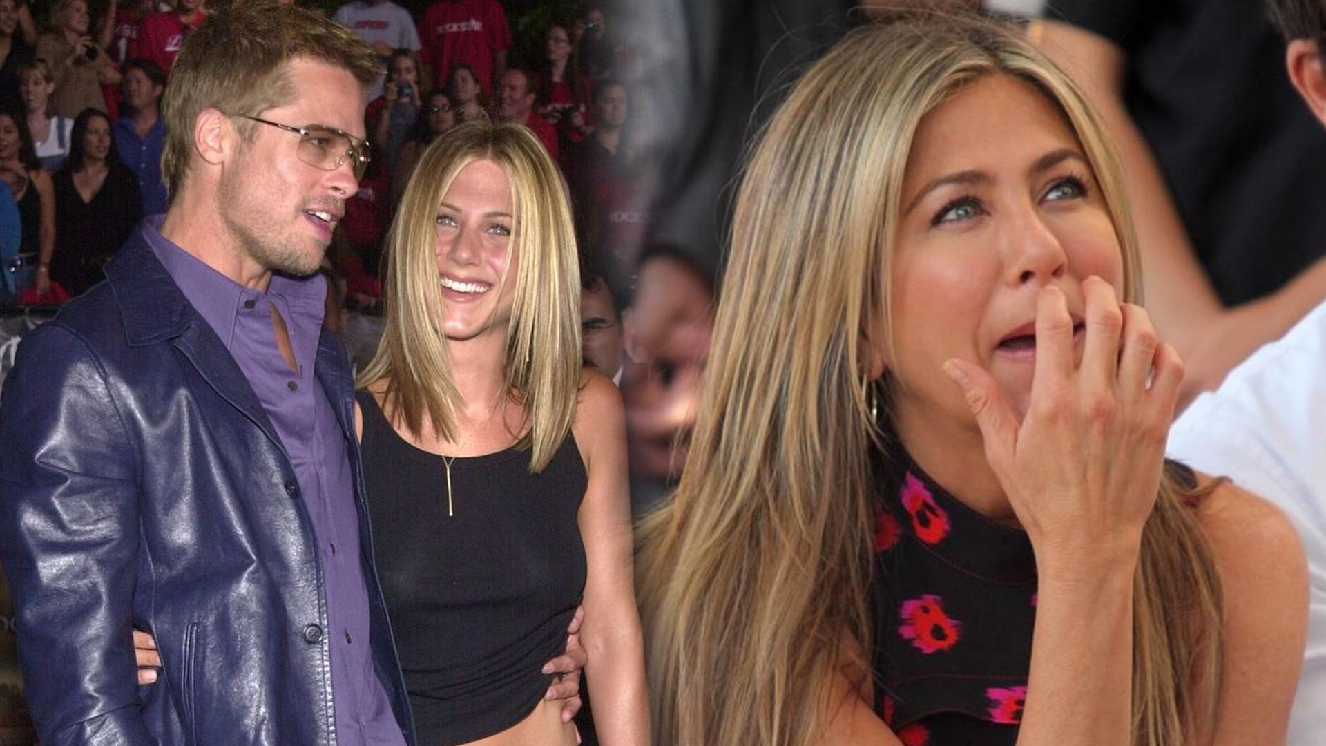 Brat Pitt NIE MOŻE doczekać się spotkania z byłą żoną – Jennifer Aniston podczas Złotych Globów