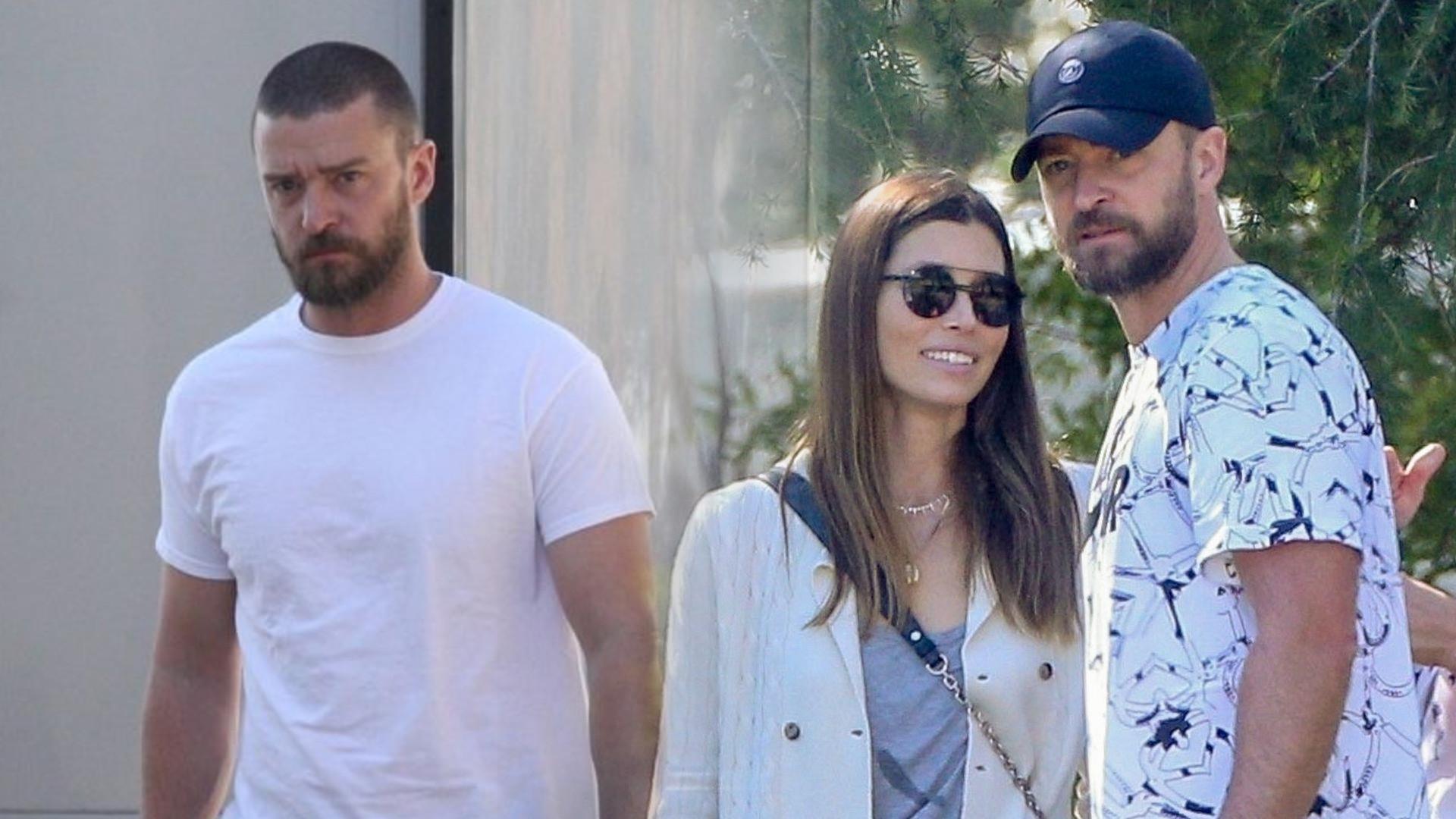 Justin Timberlake wciąż POKUTUJE za swoje zachowanie. Jessica Biel mu nie odpuszcza