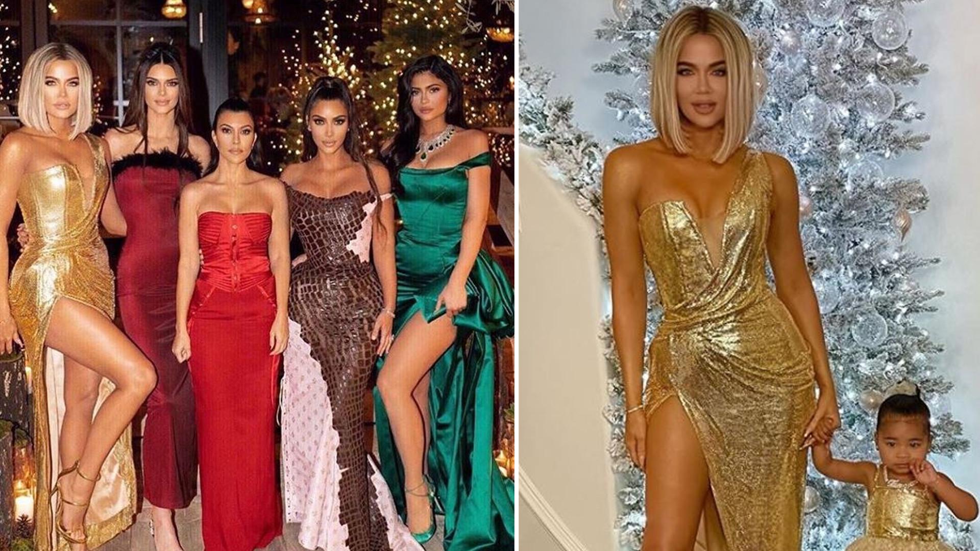 Kourtney Kardashian zapunktowała w oczach sióstr i matki po tym, jak urządziła słynną wigilię u Kardashianów!