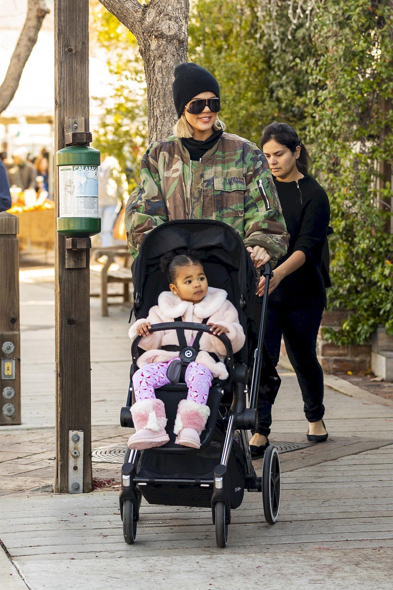 Córka Khloe Kardashian, True Thompson