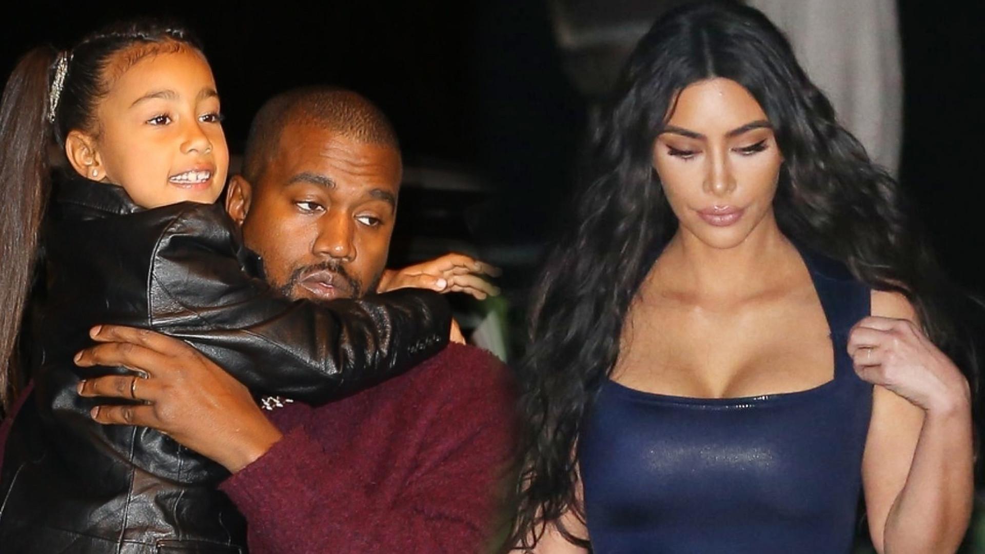 Kim Kardashian osądzona przez fanów za prezent świąteczny dla North. Celebrytka tłumaczy się!
