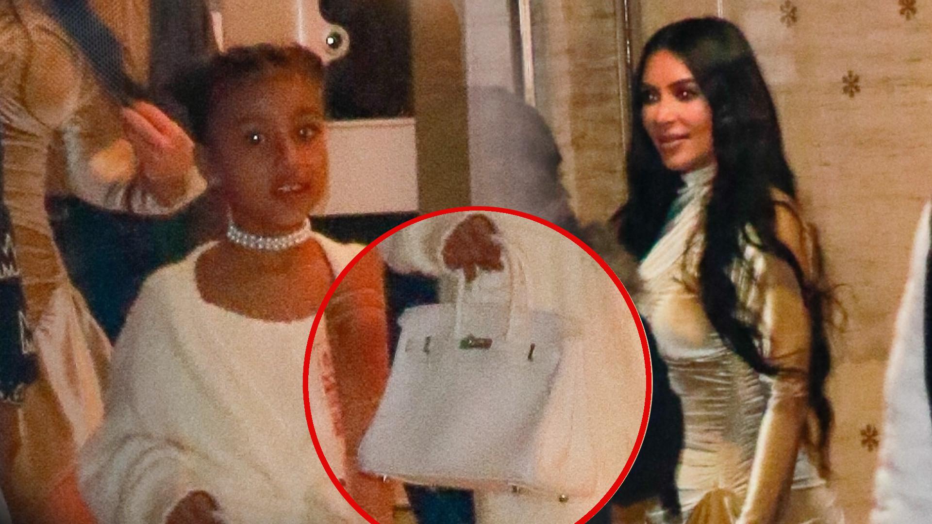 OMG! Tym razem North West PRZEBIŁA mamę Kim Kardashian swoją stylizacją (ZDJĘCIA)