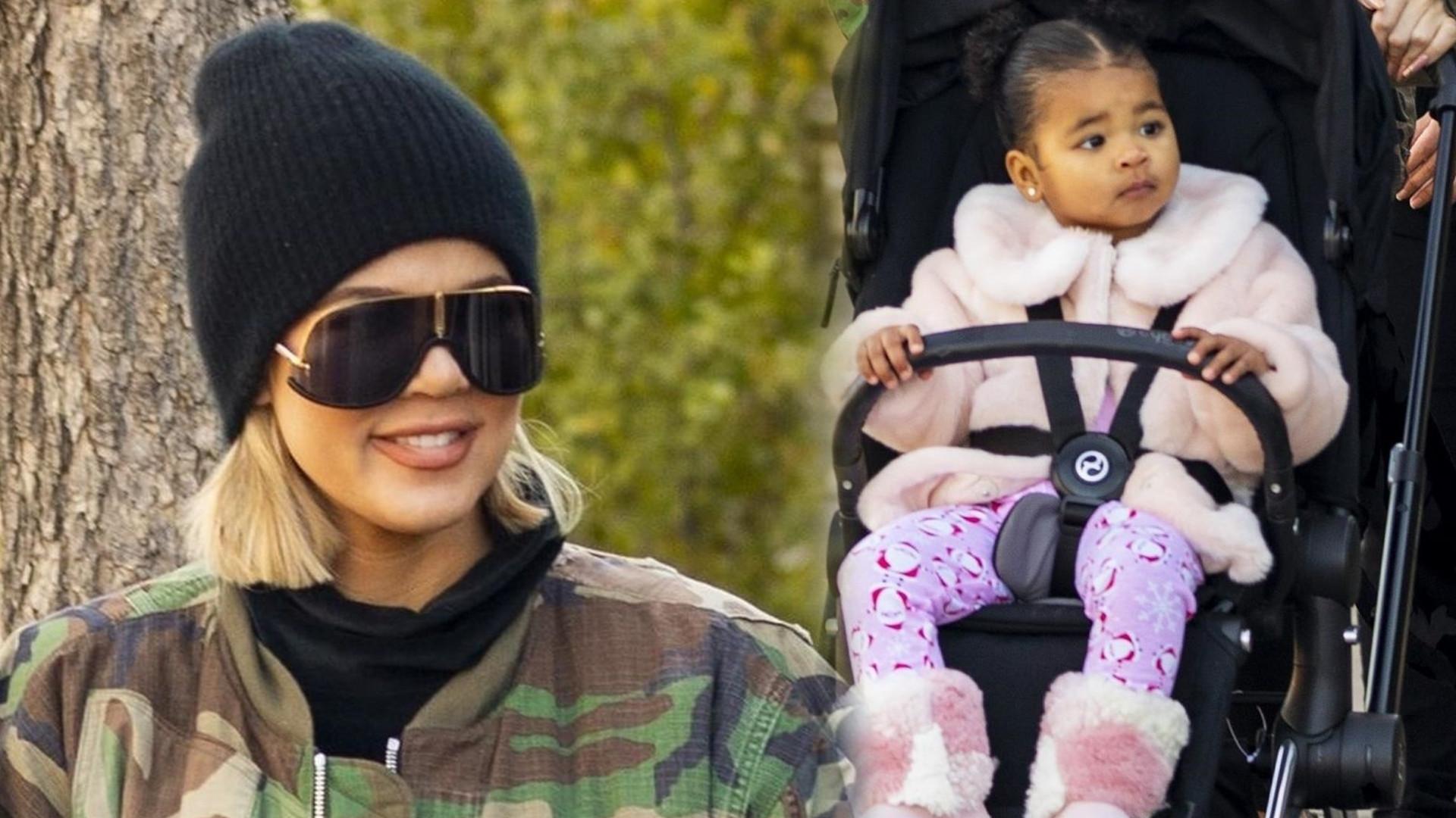 Khloe Kardashian pokazała, jak jej roczna córka gra na pianinie! Zobaczcie ile radości ma mała True