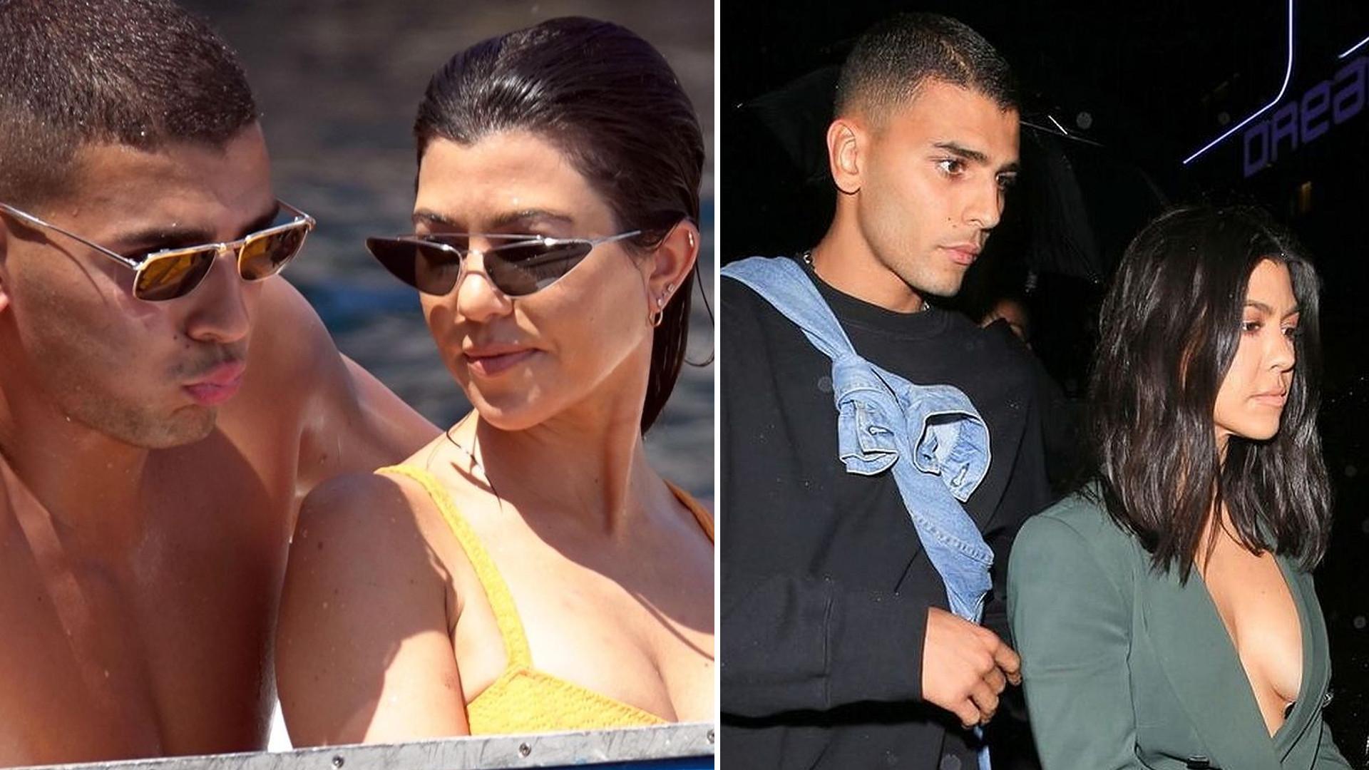 Kourtney Kardashian wróciła do Younesa Bendjimy? Są zdjęcia, jak świetnie razem się bawią!