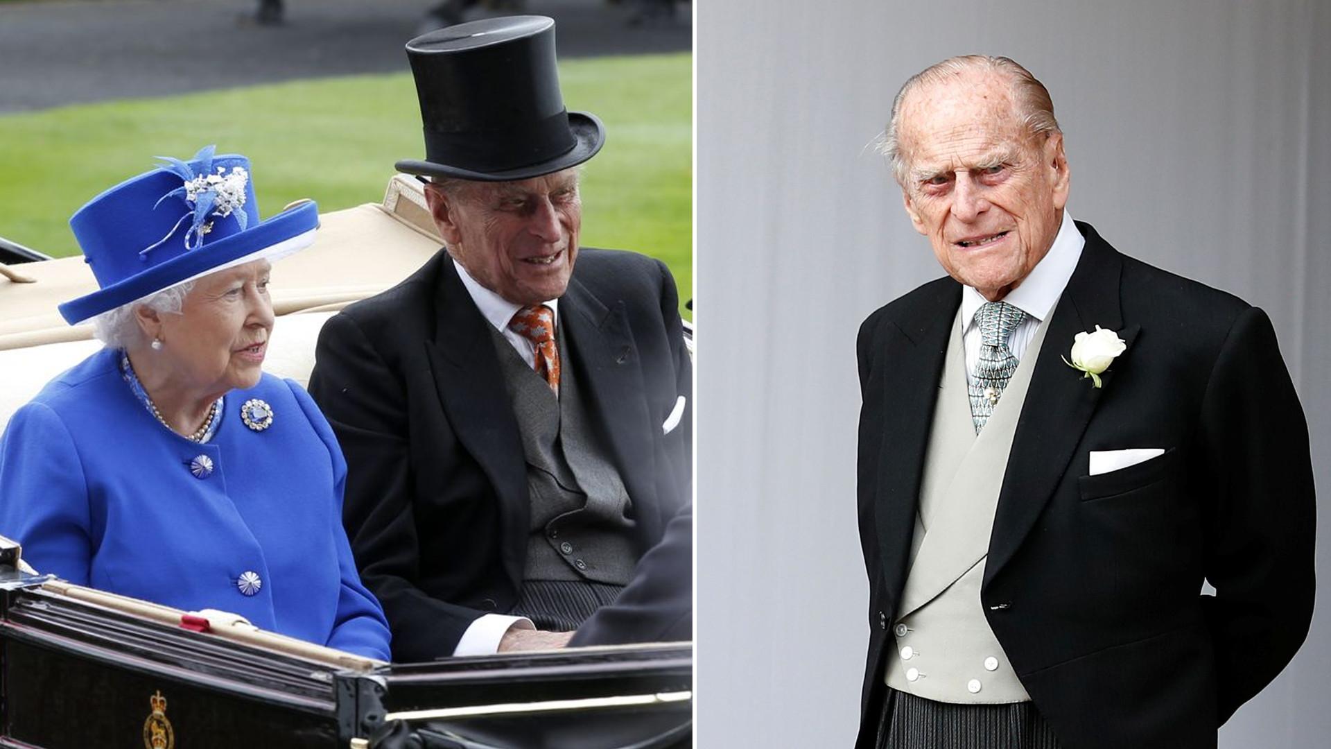 Książę Filip ma problemy zdrowotne i trafił do szpitala! Pałac Buckingham wydał oświadczenie w tej sprawie