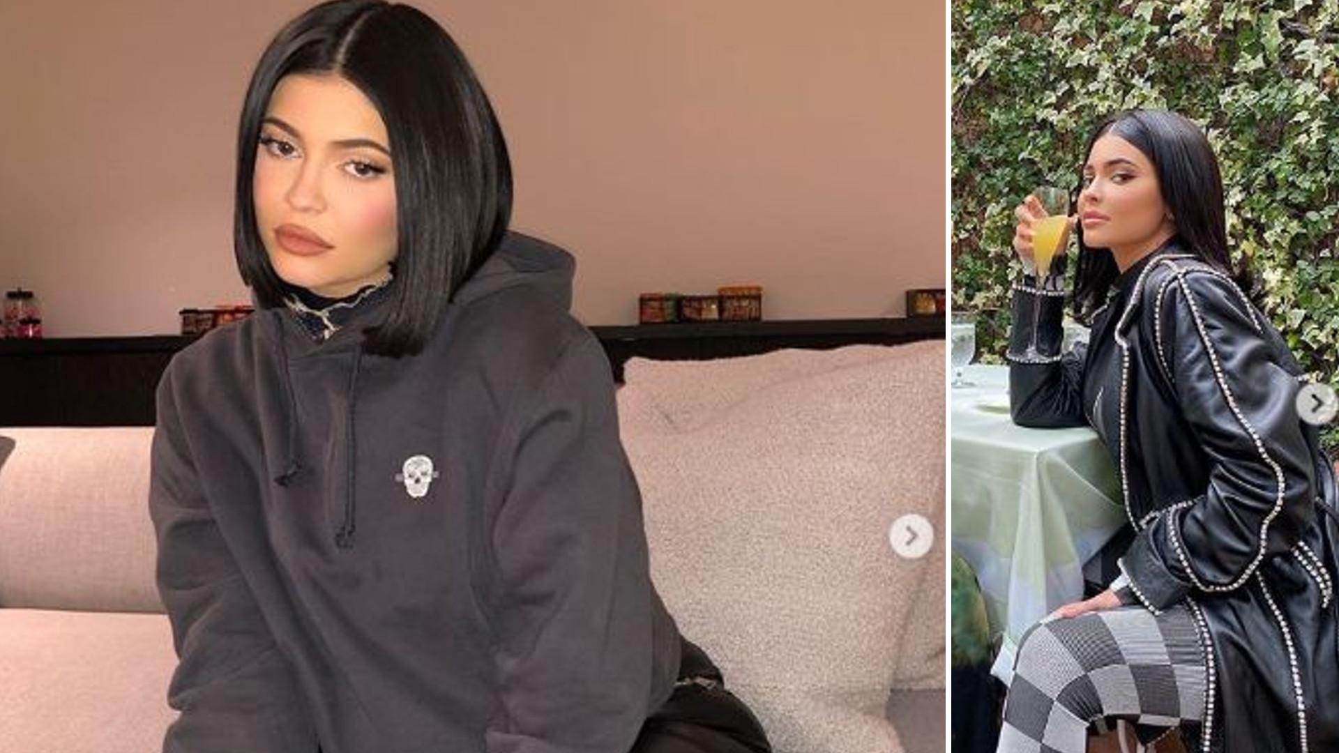 Zapomnijcie o białych kuchniach! Kylie Jenner lansuje NOWY trend na KOLOR w kuchni