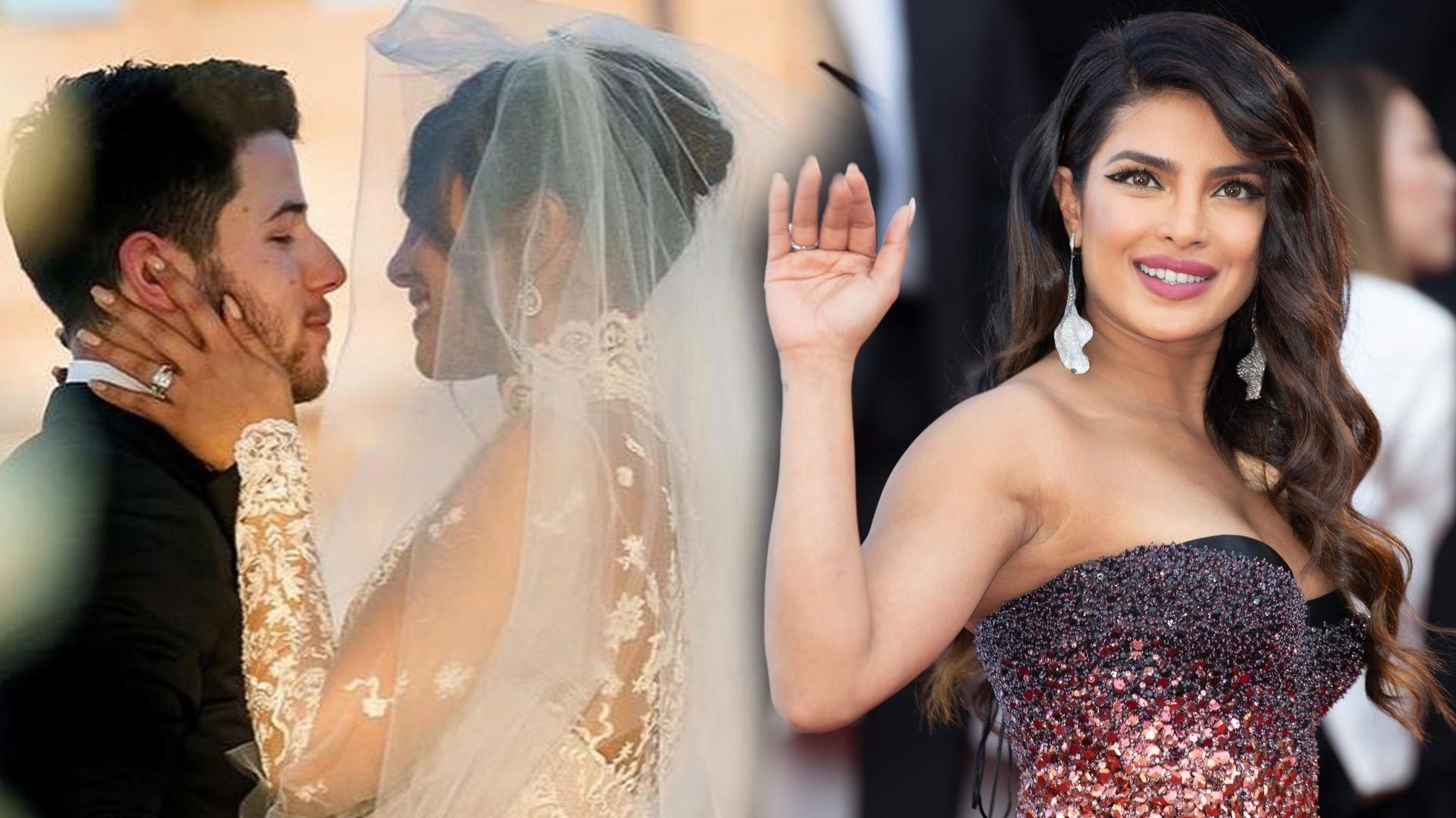 Zakochani Nick Jonas i Priyanka Chopra świętują rocznicę ślubu na Instagramie