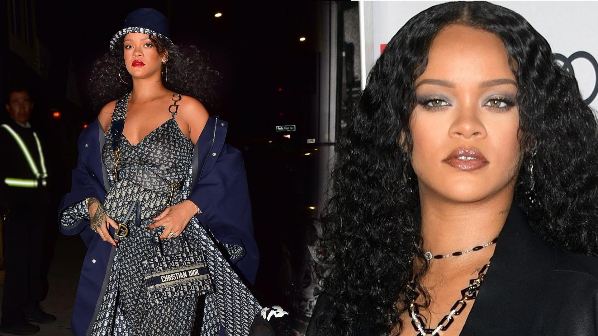 Prawdziwa bizneswoman: Rihanna uciekła na rodzinny Barbados by odpocząć od obowiązków (FOTO)