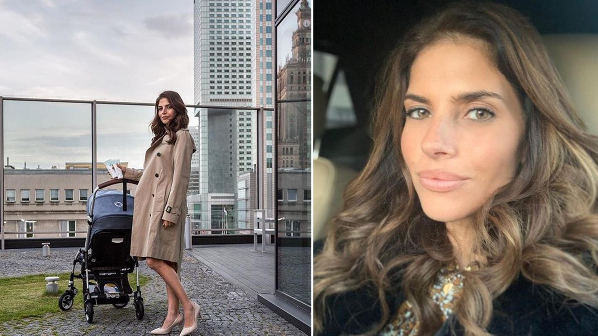 Weronika Rosati świętuje 2 urodziny córki – Elizabeth. Mają na sobie podobne stylizacje (INSTAGRAM)