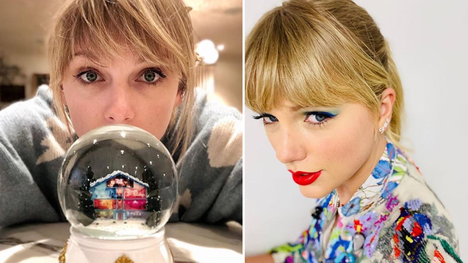 Taylor Swift zamieniła się w Świętego Mikołaja i obdarowała fanów na święta!