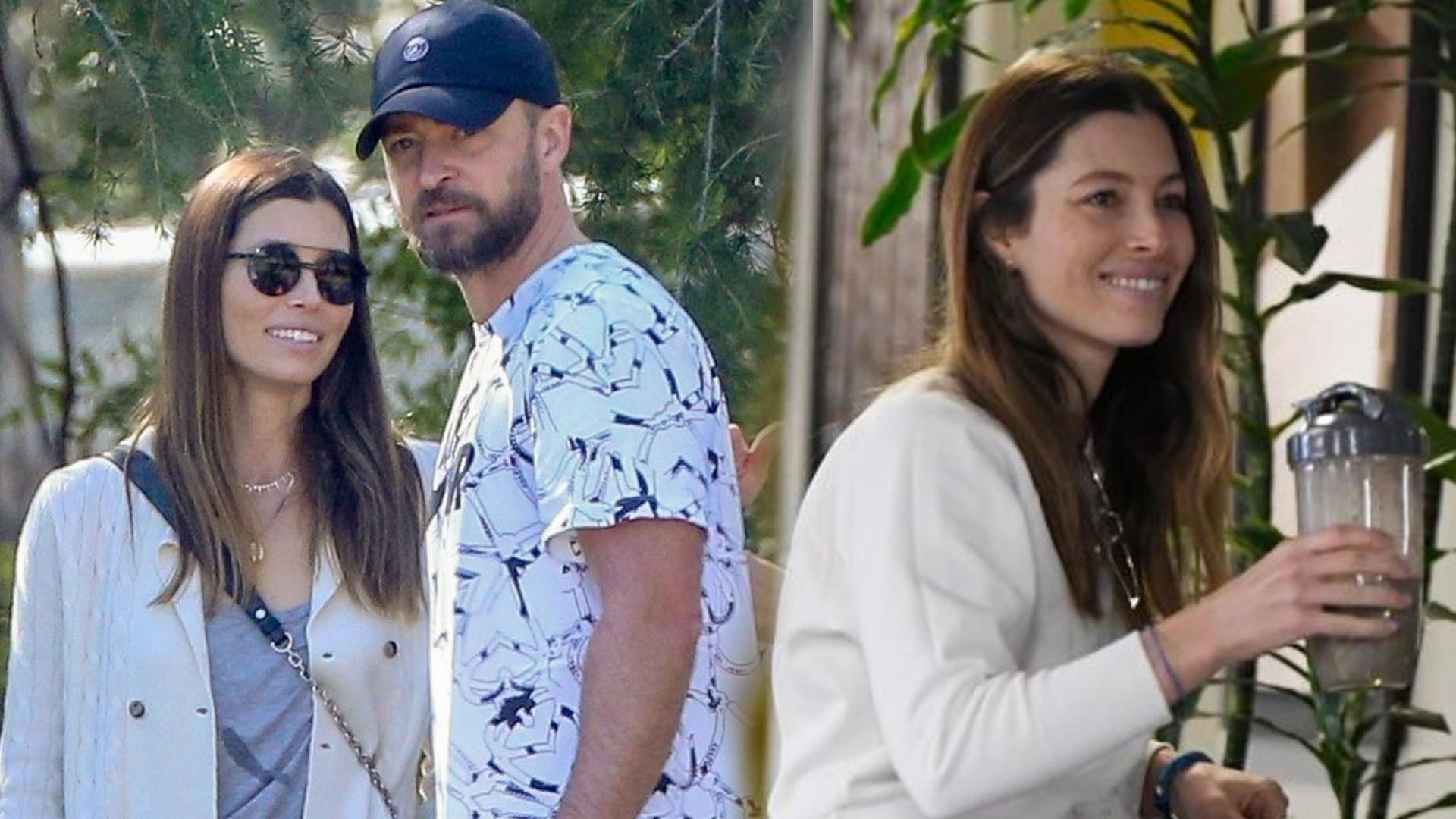 Justin Timberlake masowo komentuje posty Jessici Biel! Tym razem chciał pokazać, jak bardzo kocha żonę