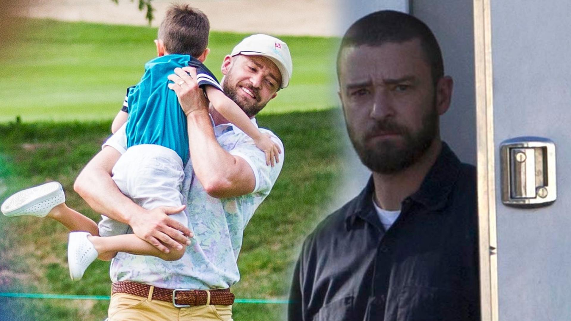 """Skruszony Justin Timberlake: """"Przepraszam moją niesamowitą żonę"""""""