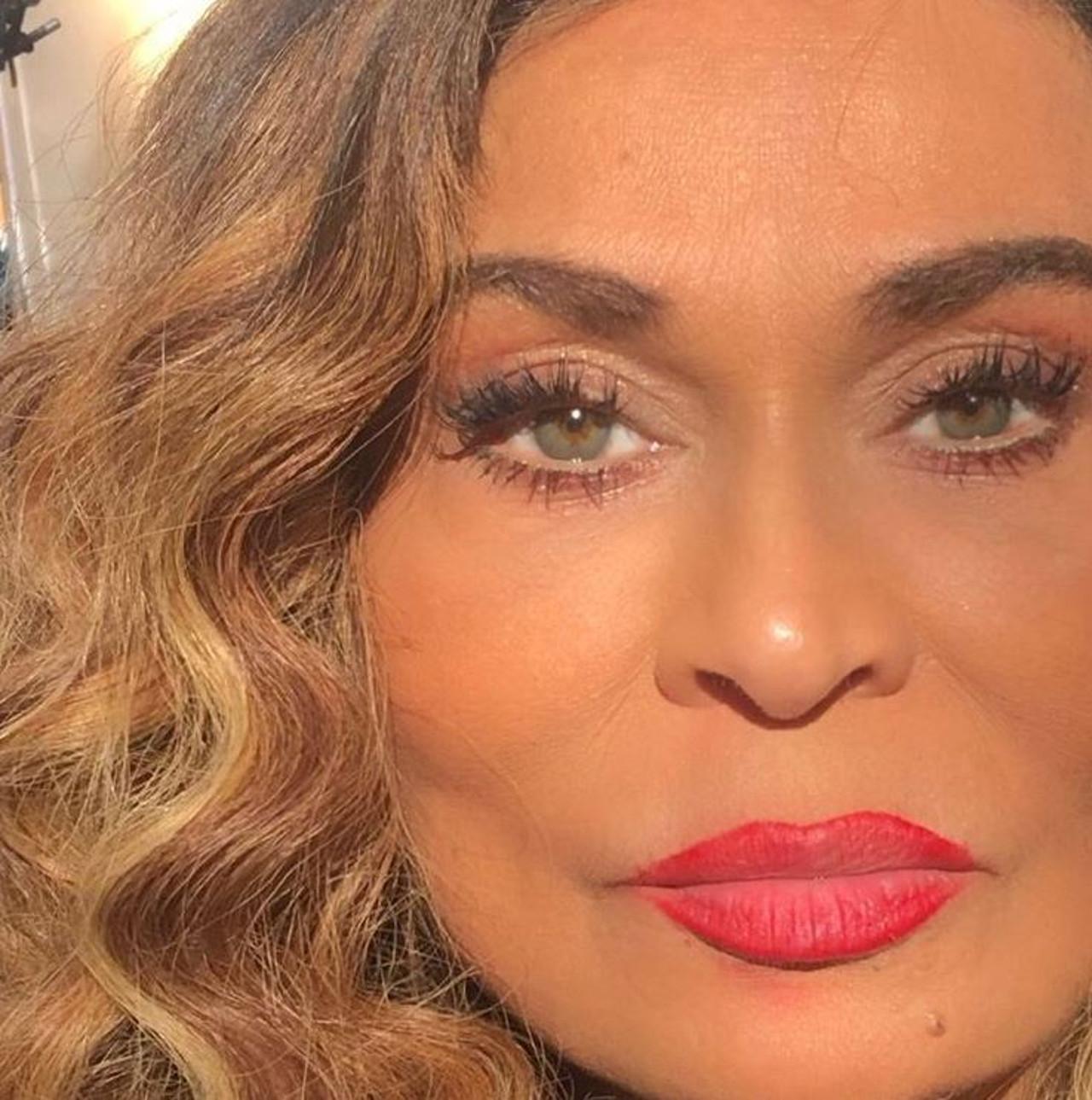 Tina Knowles Beyonce