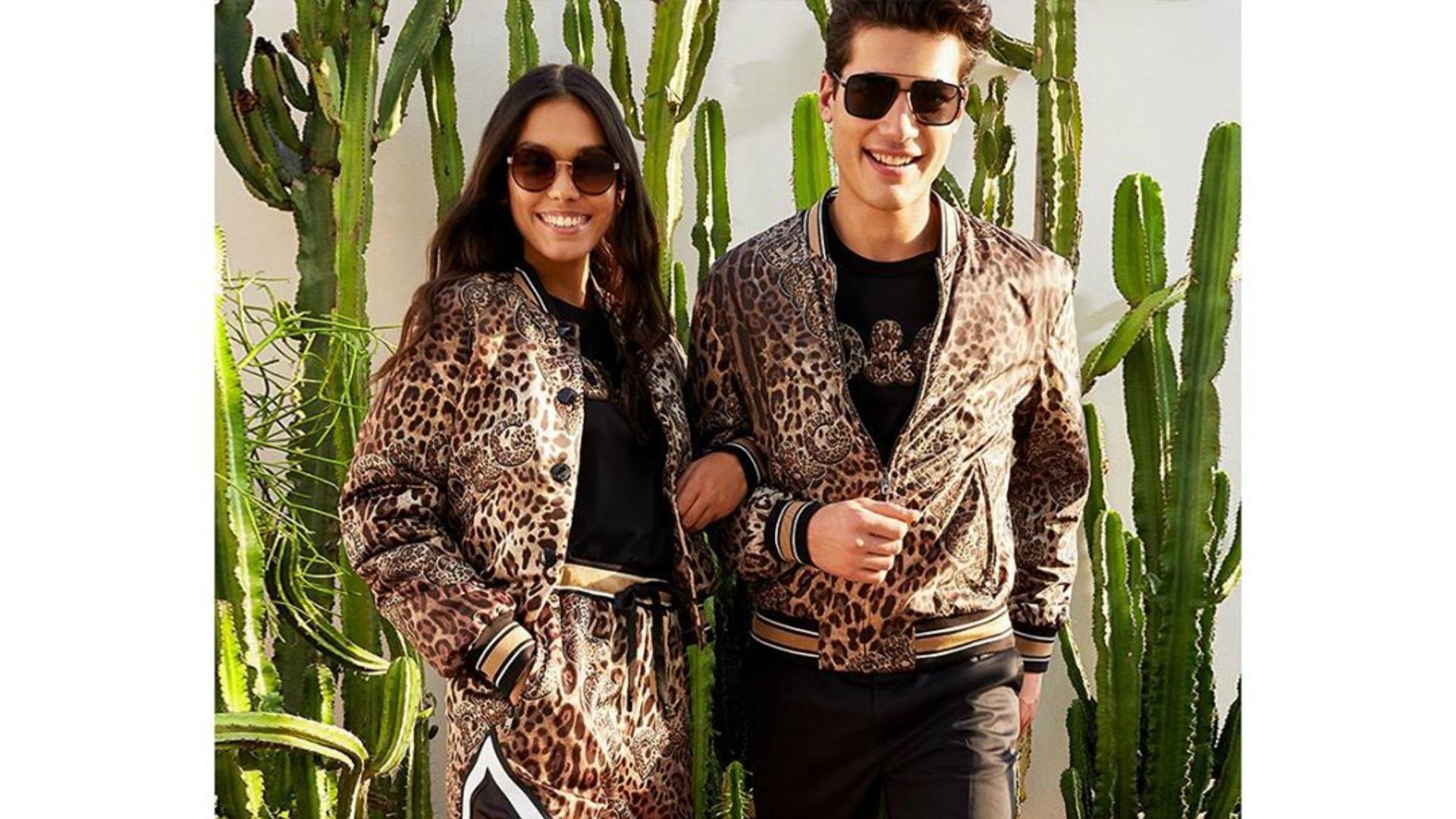 Jak być prawdziwą fashion couple? Dolce & Gabbana podpowiada cudowny prezent na walentynki