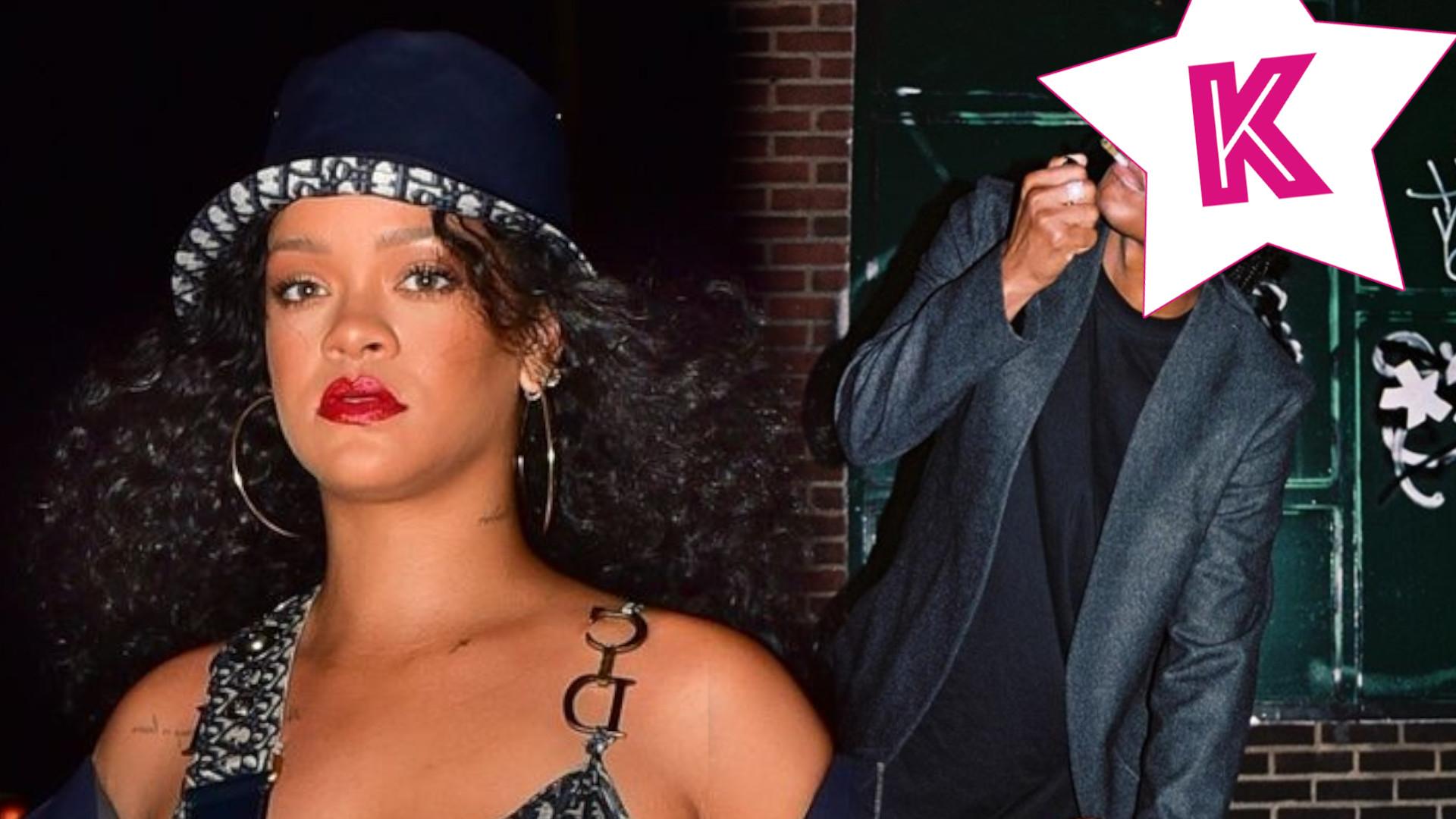 WOW! Rihanna tydzień po zerwaniu z MILIARDEREM jest już w nowym związku