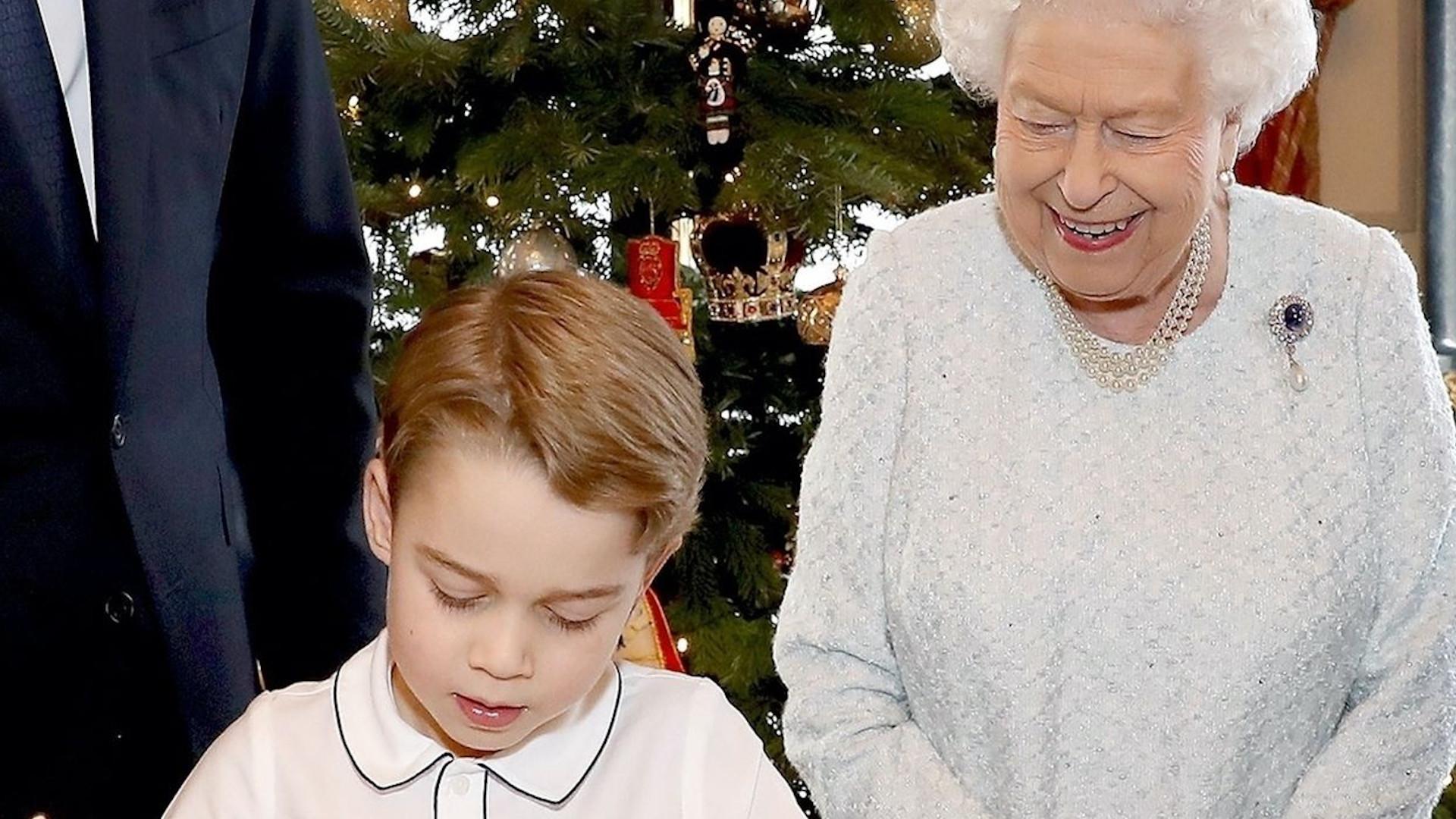Ukazał się portret następców brytyjskiego tronu! Już widać, że książę George sprawdzi się świetnie na TRONIE
