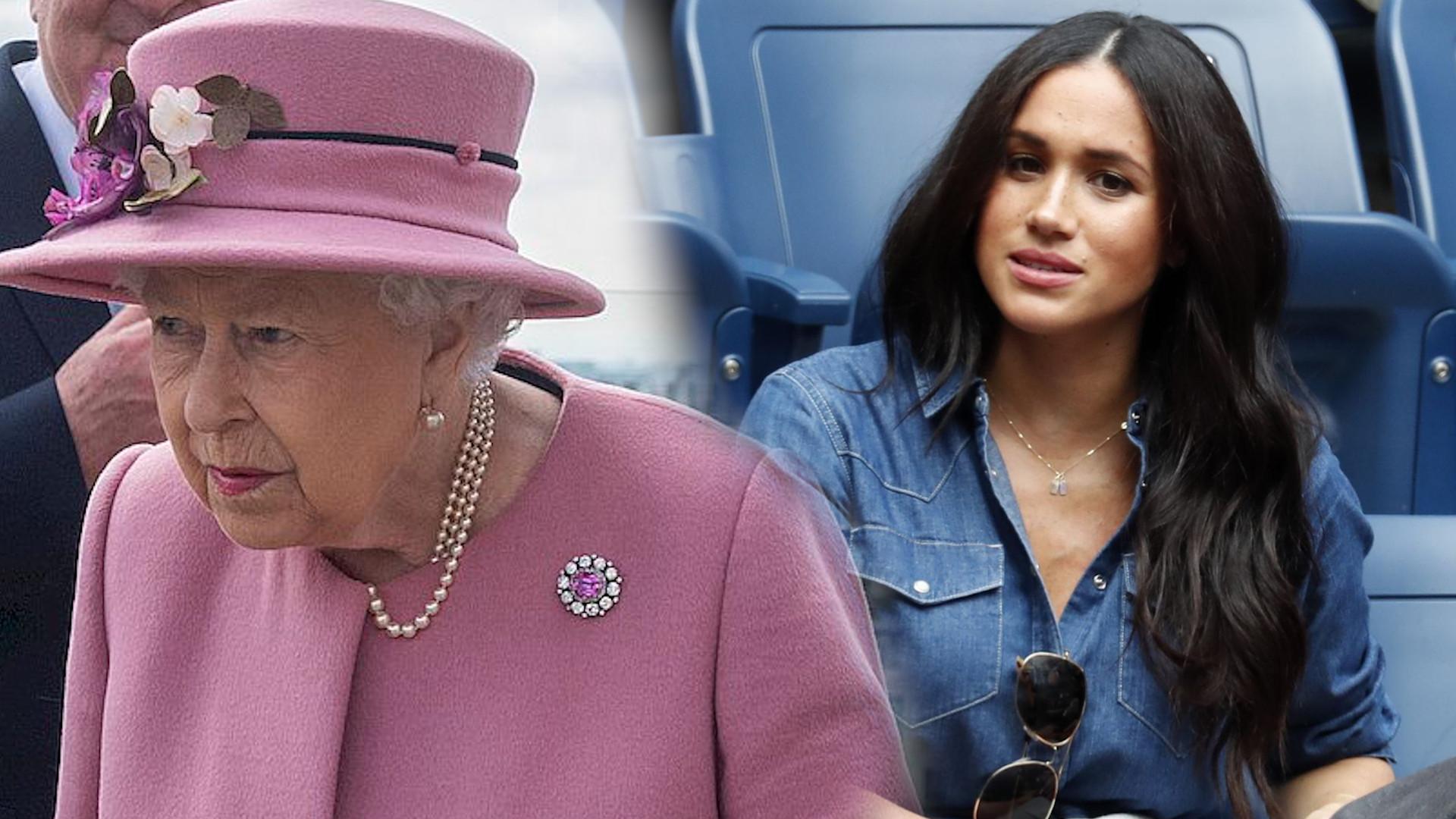 Jest KOMENTARZ Królowej Elżbiety II! Jest wściekła na Meghan i Harry'ego?