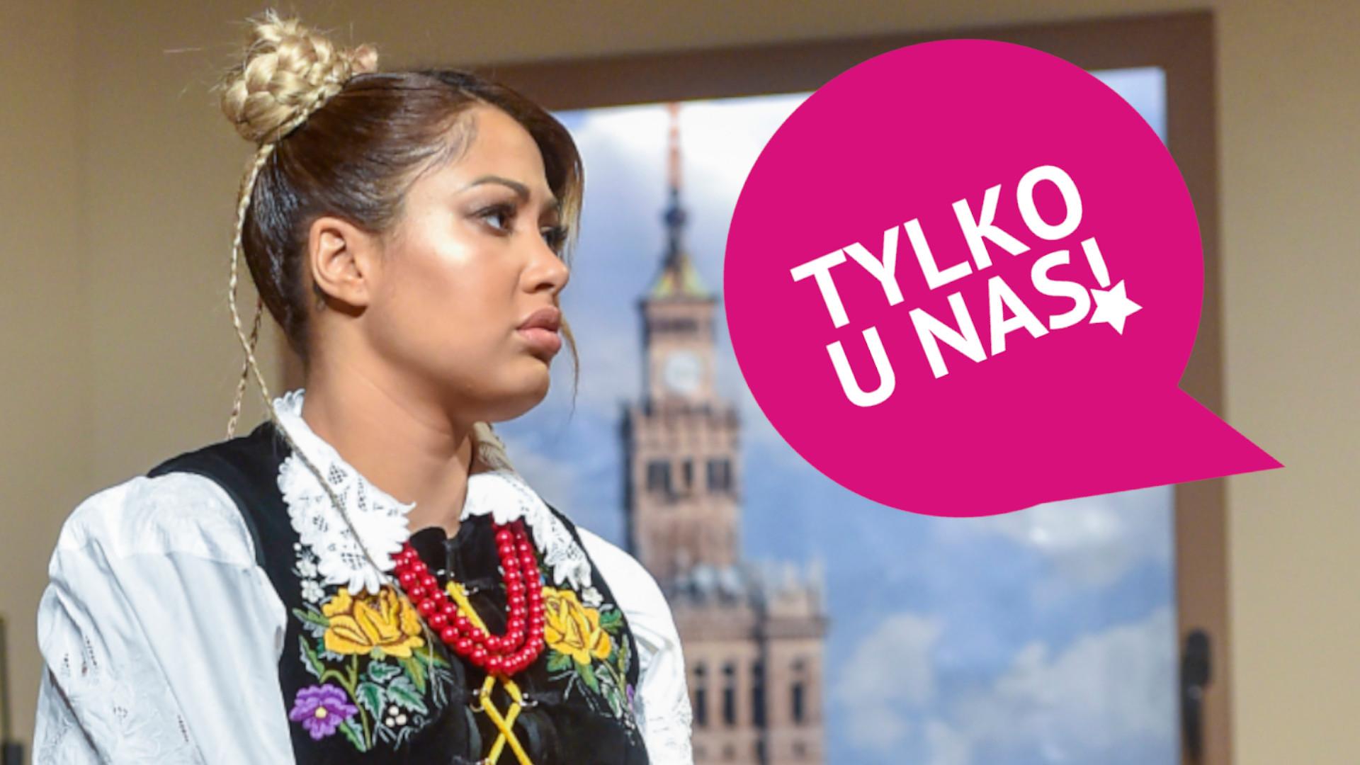 """Patricia Kazadi o początkach w show-biznesie: """"Zbudowałam sobie maskę""""(WIDEO)"""