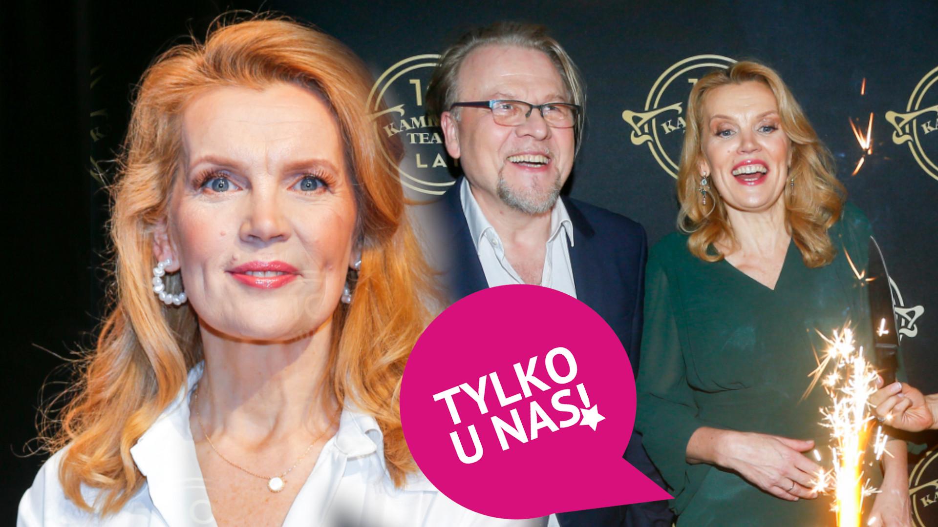 """Dorota Chotecka po wielkim sukcesie spektaklu: """"Mąż miał mnie już dość"""" (WIDEO)"""