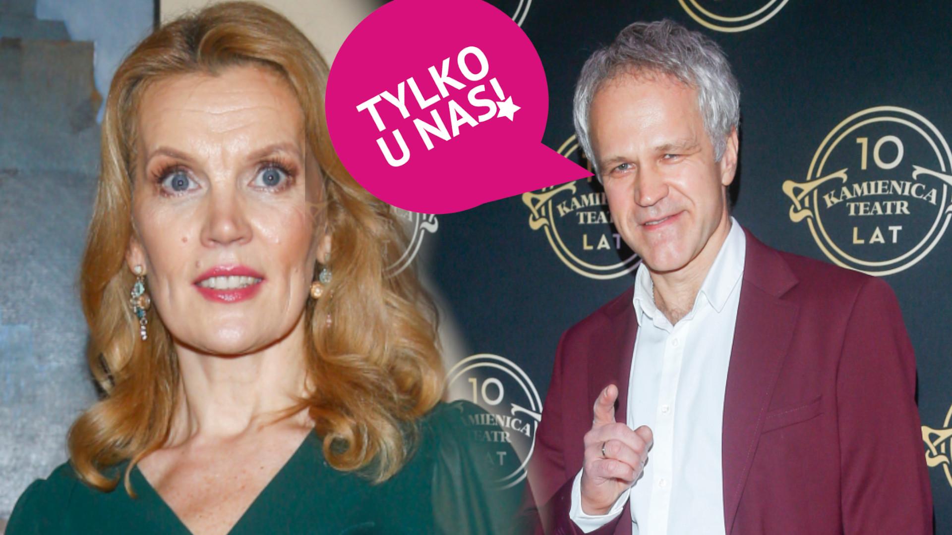 Dorota Chotecka o małżeństwie z Radosławem Pazurą: U nas w domku jest taki podział… (WIDEO)