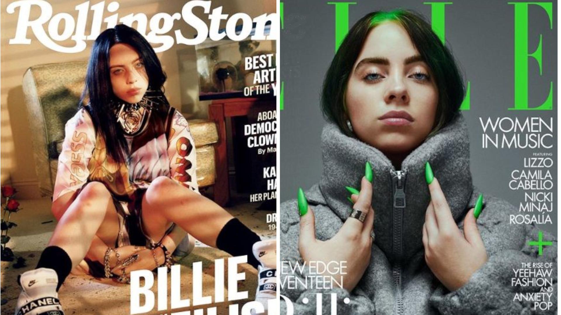 Billie Eilish: Chciałam ODEBRAĆ sobie życie