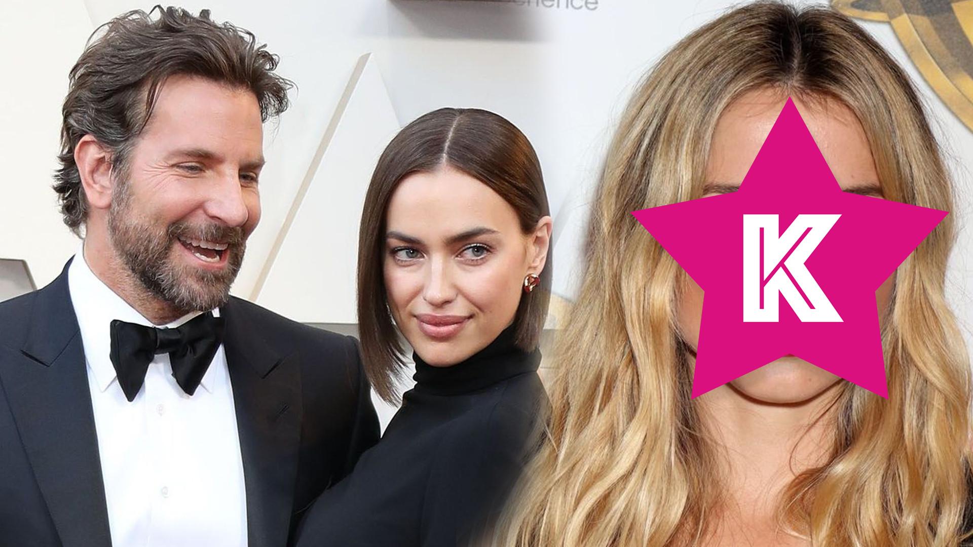 Bradley Cooper FLIRTUJE z tą śliczną aktorką? Niektórzy twierdzą, że jest ładniejsza od Iriny Shayk! (ZDJĘCIA)