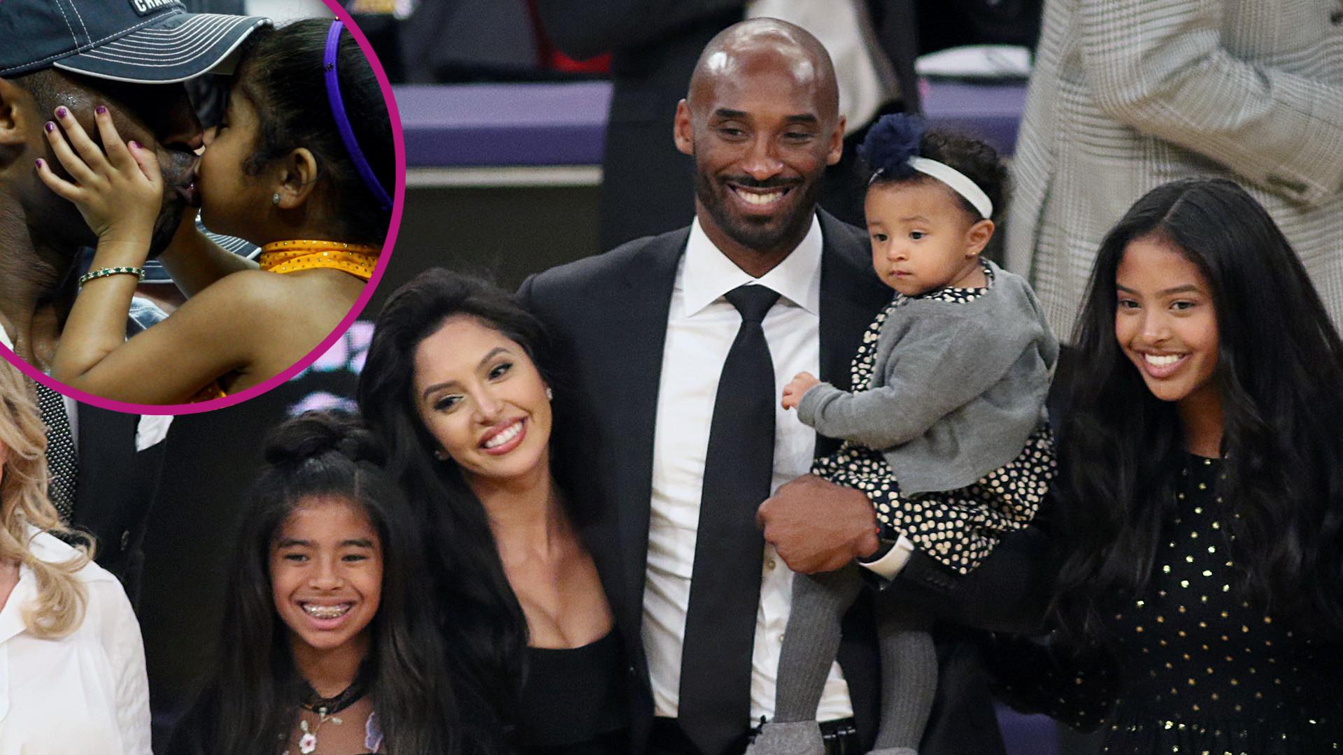 13-letnia córka Kobe Bryanta, Gianna, również ZGINĘŁA w katastrofie helikoptera