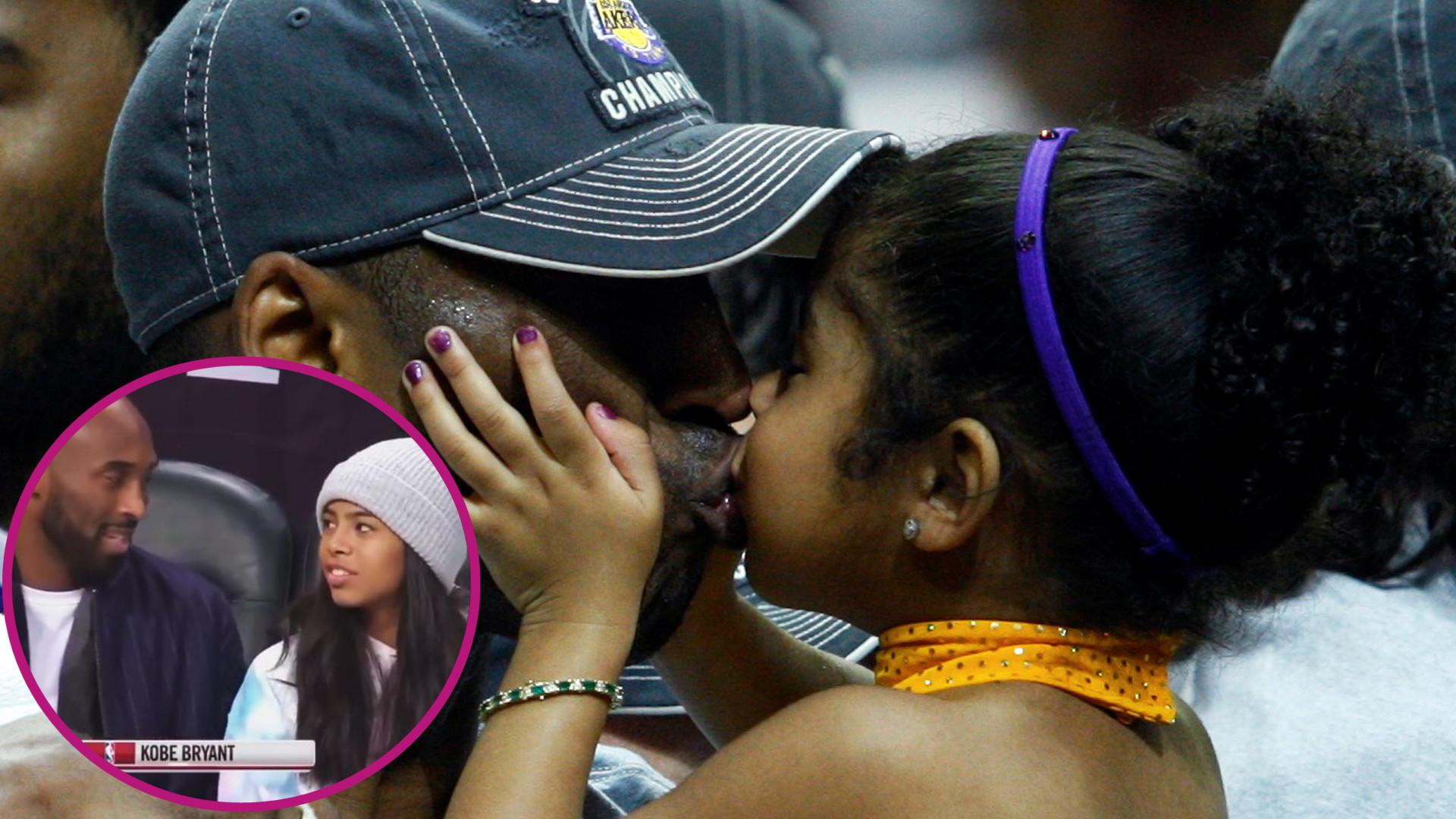 Poruszające nagranie Kobe Bryanta z córką, Gianną – miała pójść w jego ślady. Oboje zginęli w katastrofie helikoptera