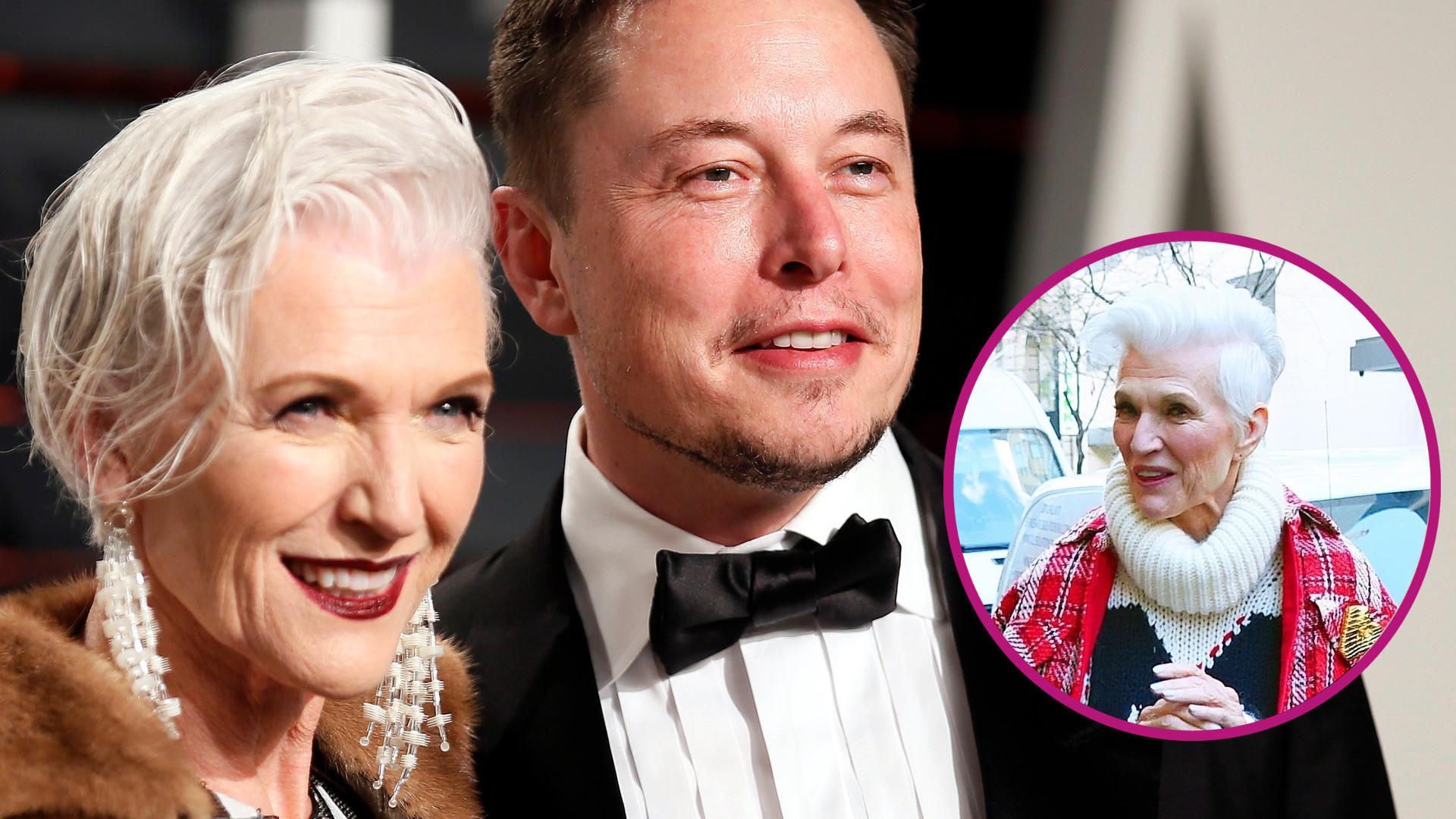 Maye Musk, matka Elona Muska:  Mąż mnie bił i znęcał się nade mną psychicznie