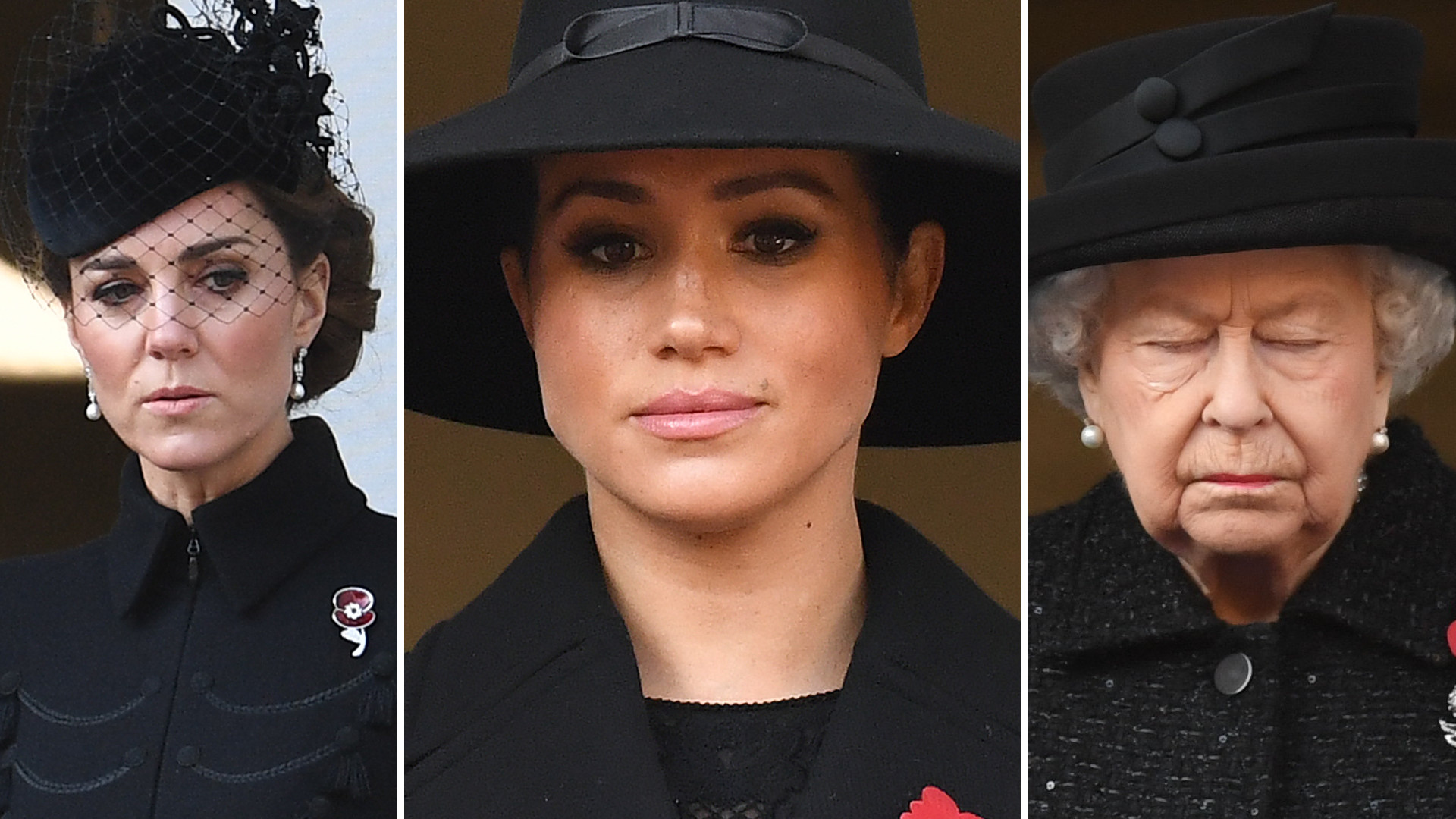 Meghan odcina się od rodziny królewskiej, bo JEDEN Z JEJ członków PRZEŚLADOWAŁ ją i Harry'ego?