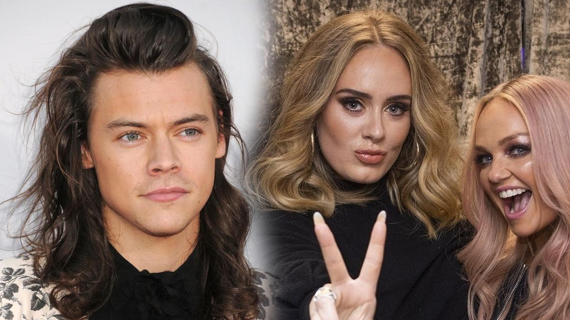 Co łączy Adele i Harry'ego Styles'a?
