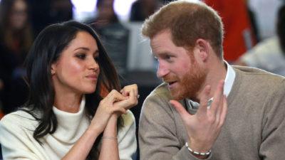 Małżeństwo Sussex szuka nowych doradców. Na liście szychy z USA