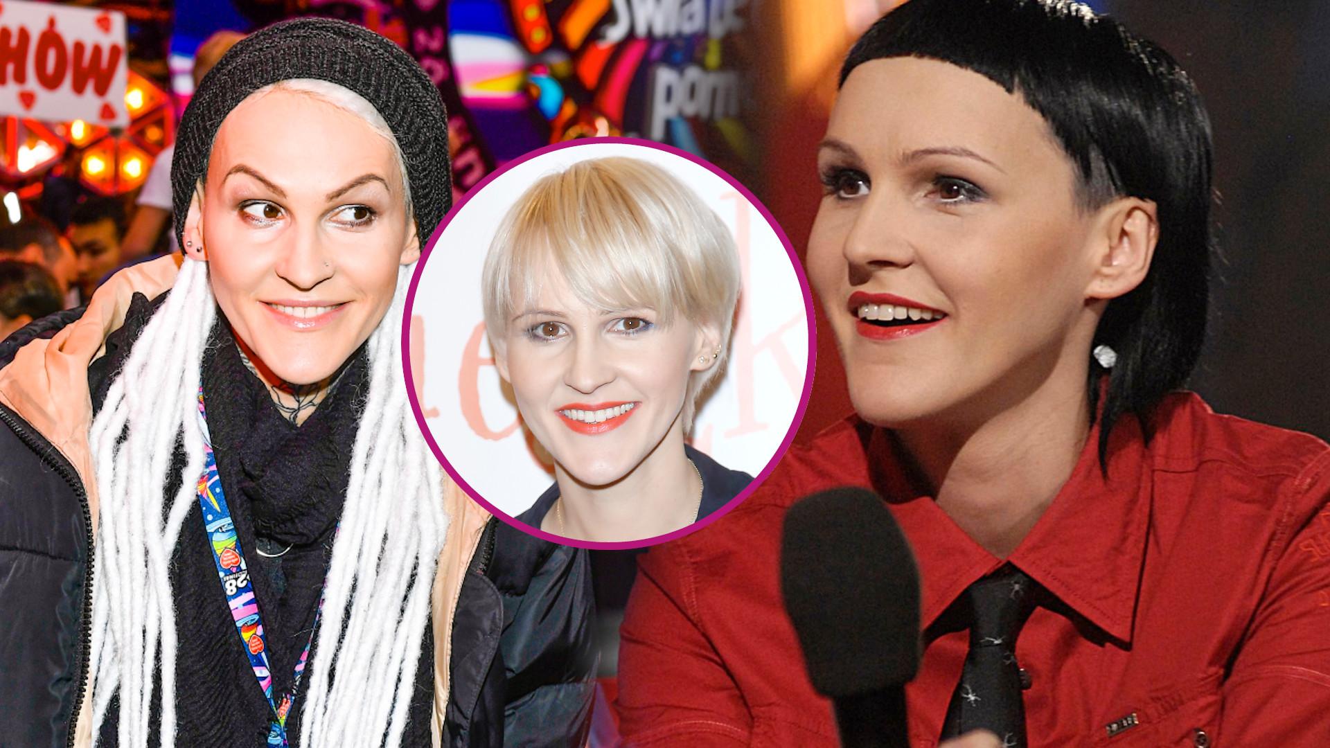 Agnieszka Chylińska miała kiedyś długie, KRĘCONE włosy! Zobaczcie najbardziej odjechane fryzury wokalistki (ZDJĘCIA)