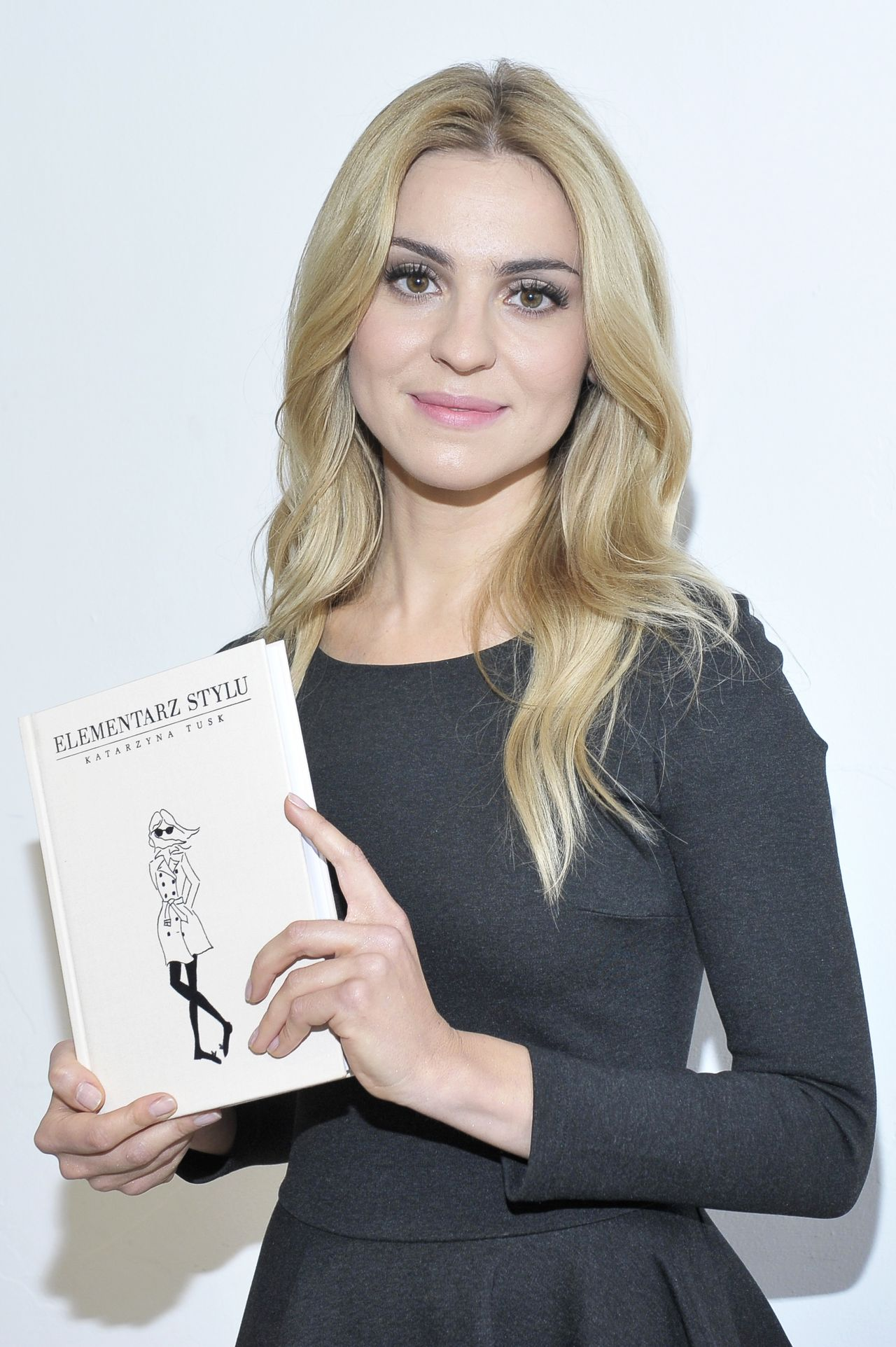 Kasia Tusk promuje swoją książkę