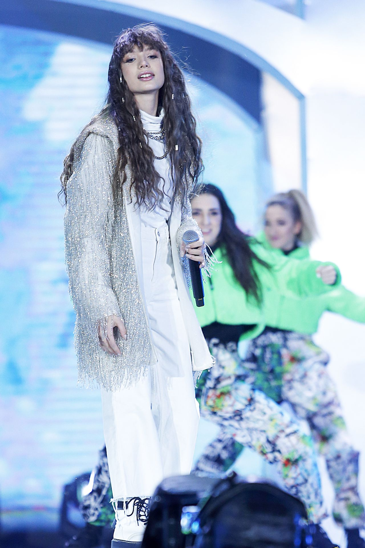 Viki Gabor na scenie