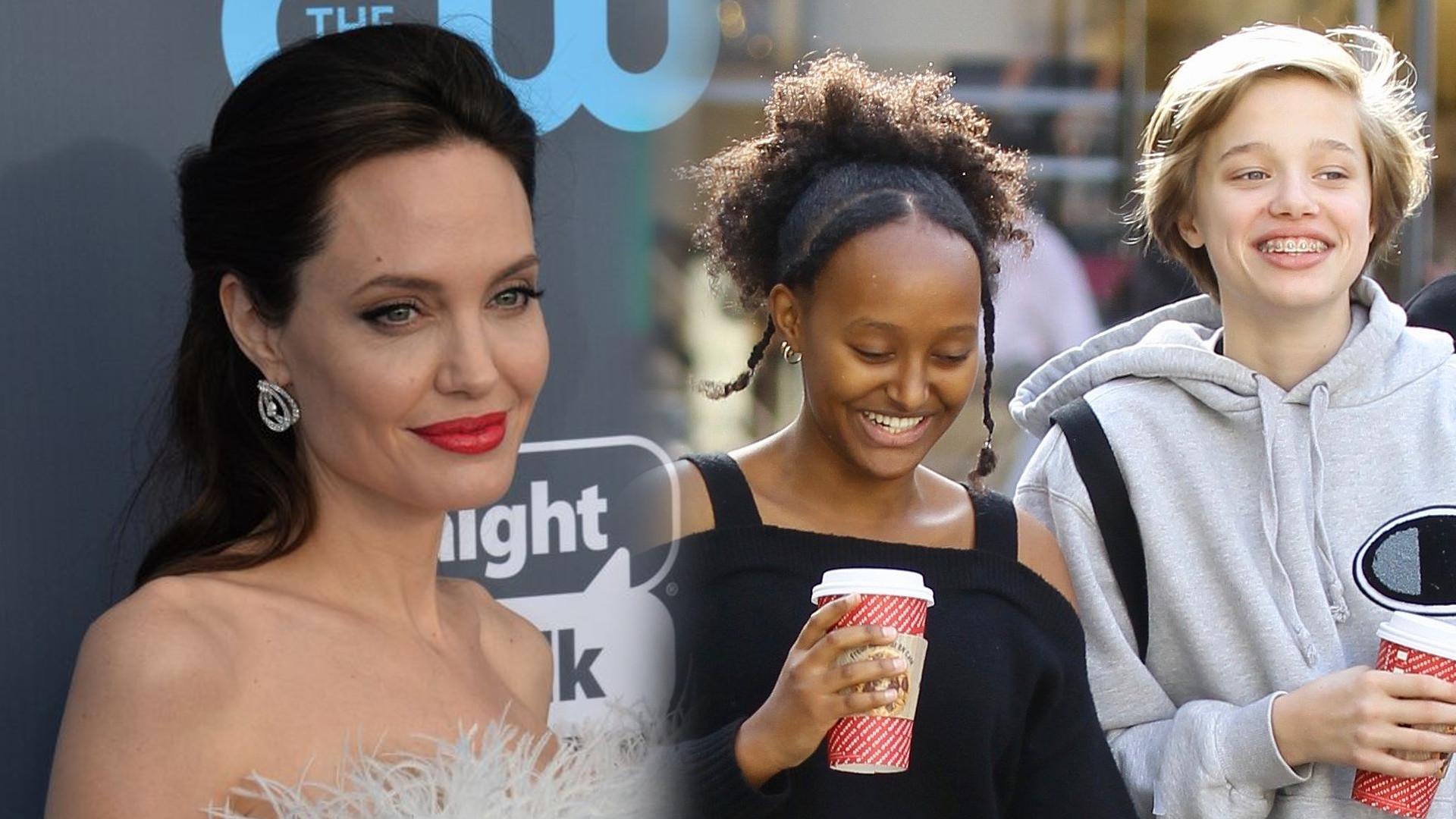 Angelina Jolie adoptuje SIÓDME dziecko? Brad Pitt NIE chciał się na to zgodzić