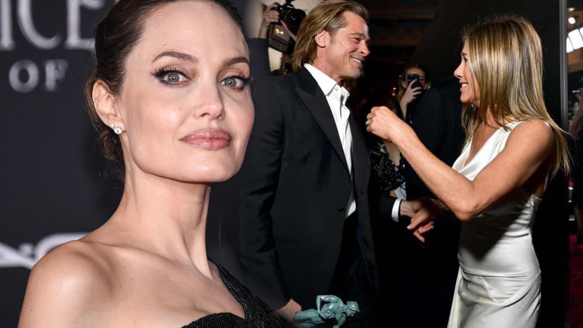 Angelina Jolie jest WŚCIEKŁA! Tak chce walczyć o Brada?