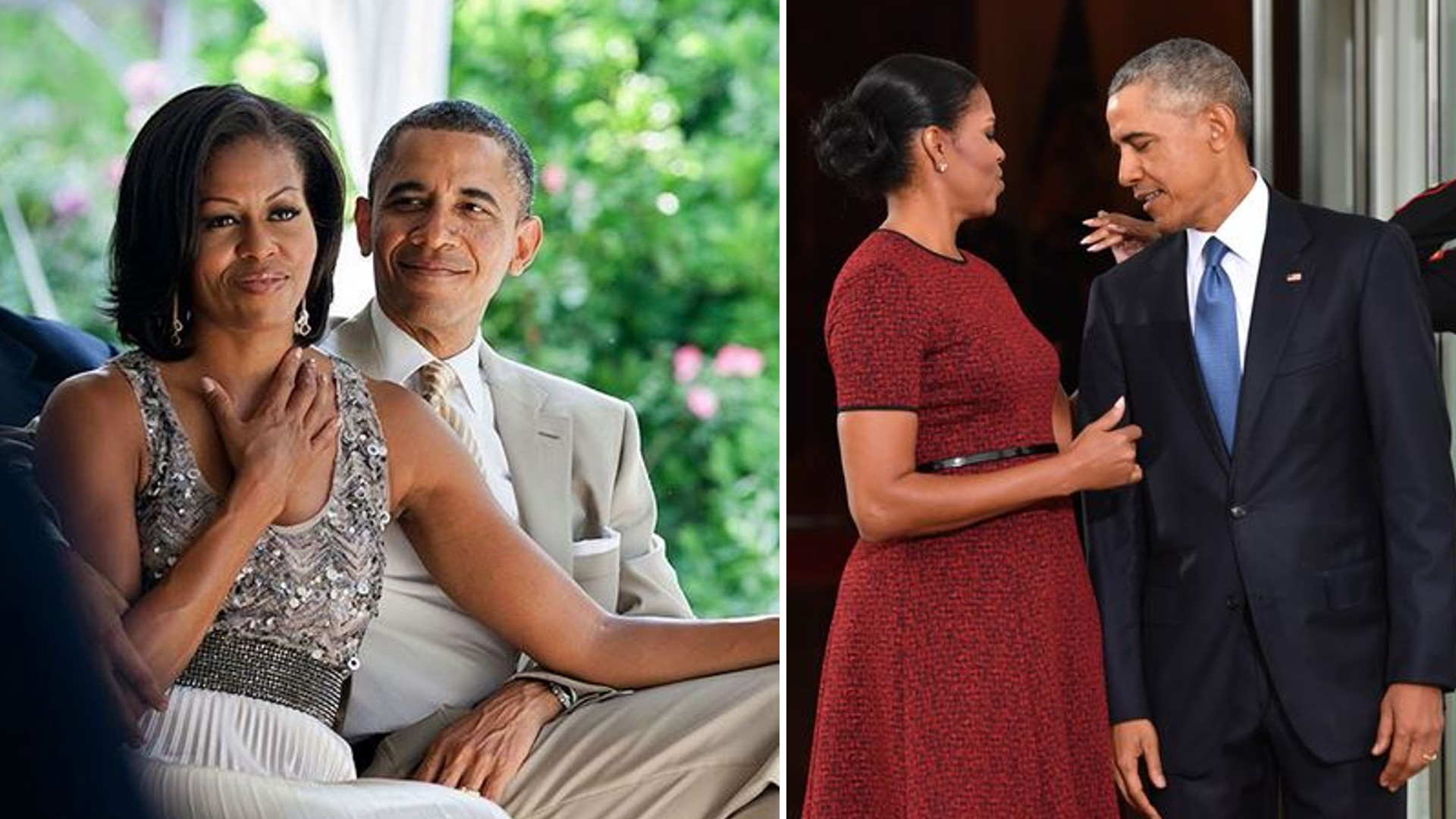 Ale zakochani! Barack Obama z okazji urodzin Michelle pokazał UROCZE zdjęcia z żoną