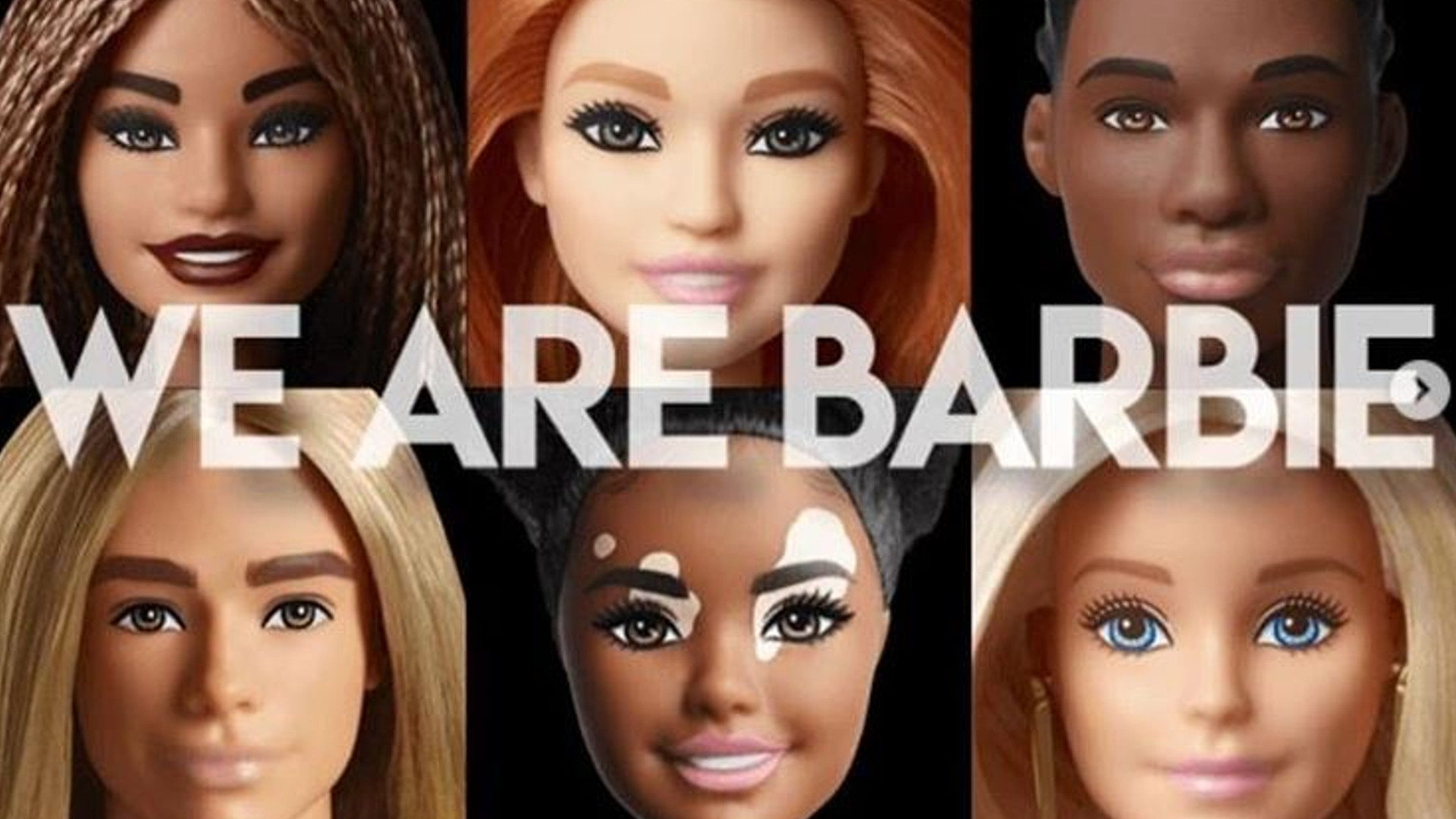 Tak wyglądają lalki Barbie Fashionistas na rok 2020. Lalka z protezą nogi, z bielactwem czy na wózku inwalidzkim?